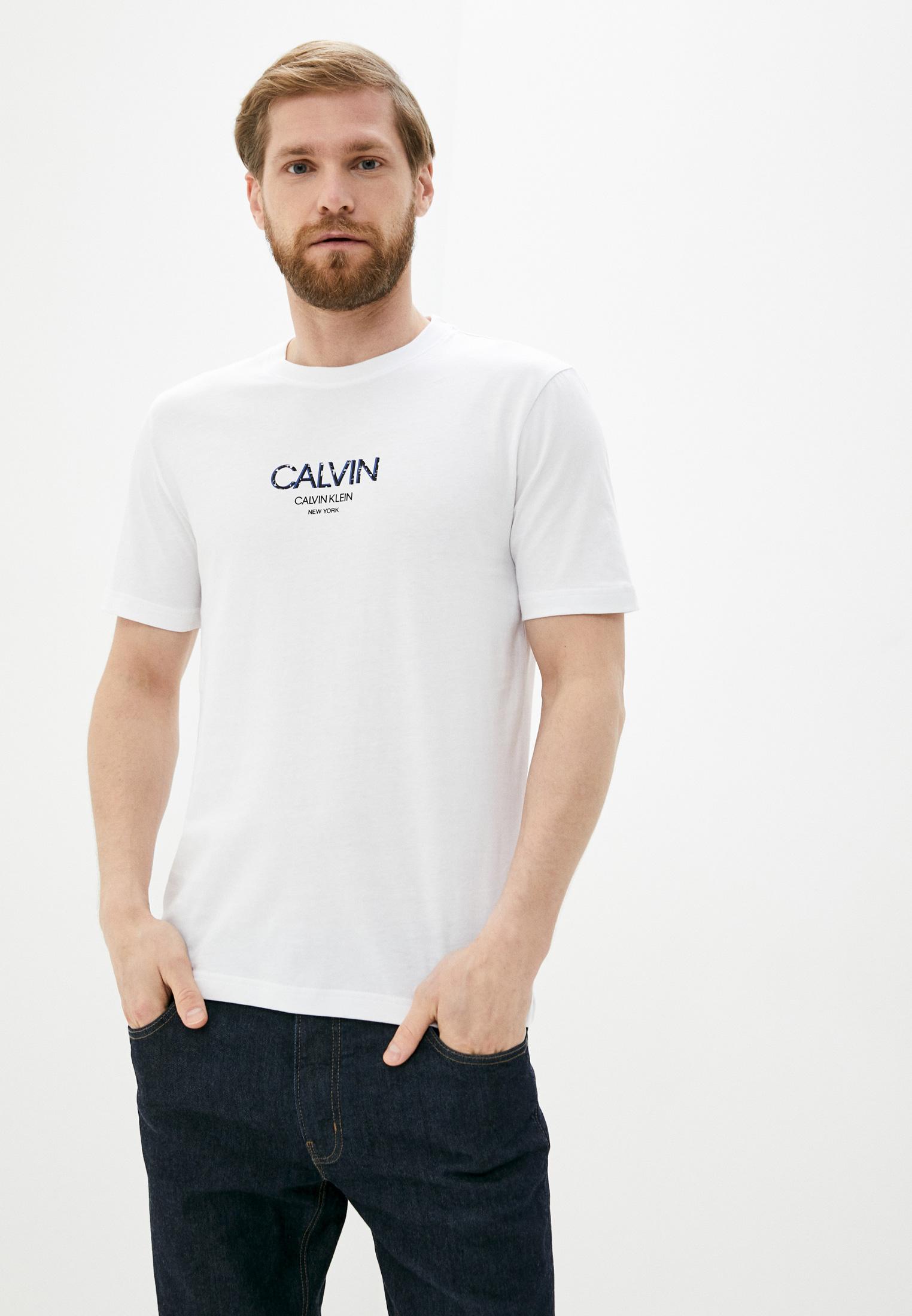 Футболка Calvin Klein (Кельвин Кляйн) K10K105574