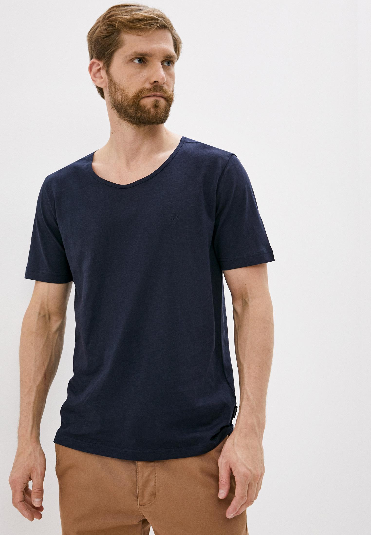 Мужская футболка Calvin Klein (Кельвин Кляйн) K10K105576