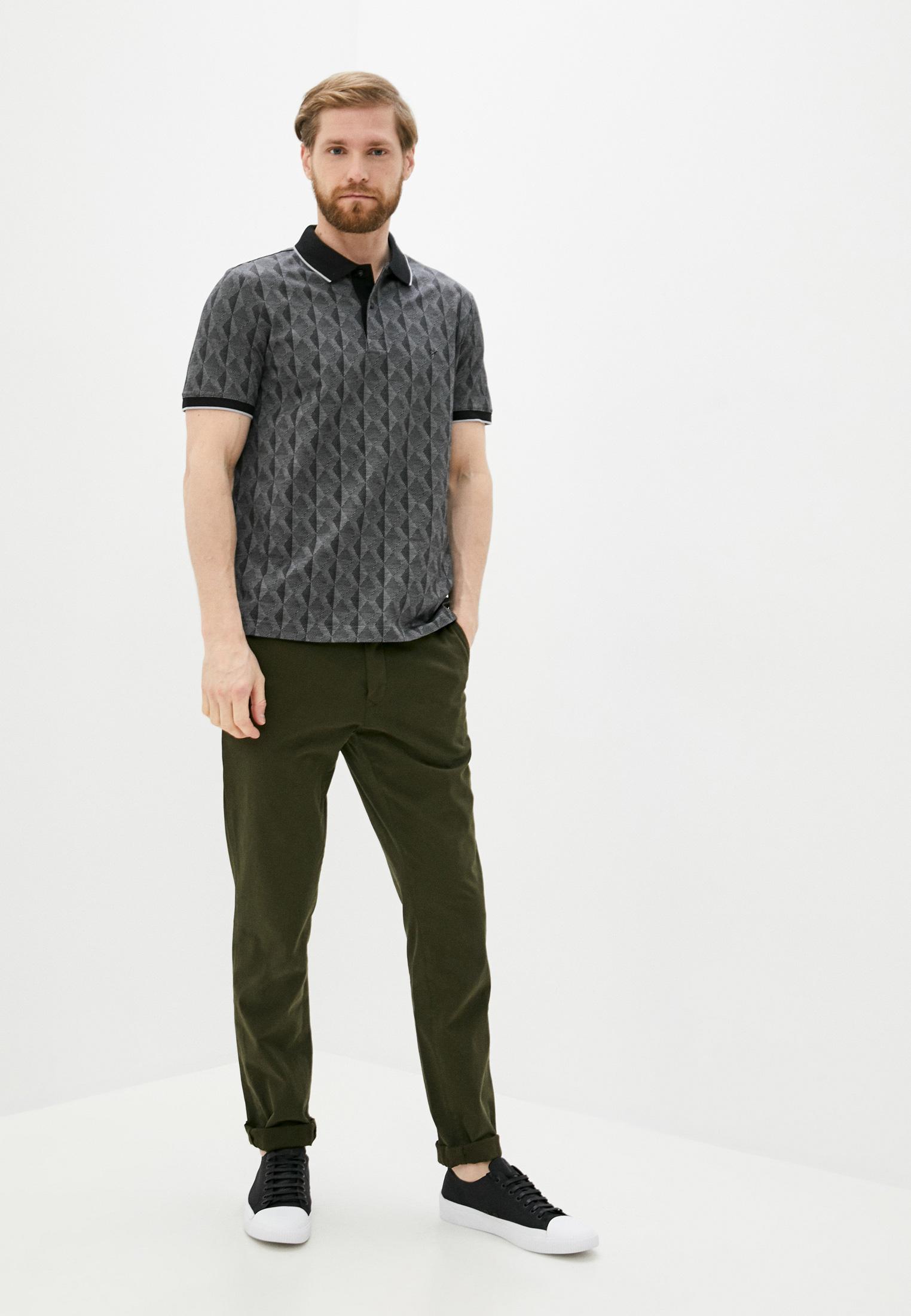 Мужские поло Calvin Klein (Кельвин Кляйн) K10K105662: изображение 2