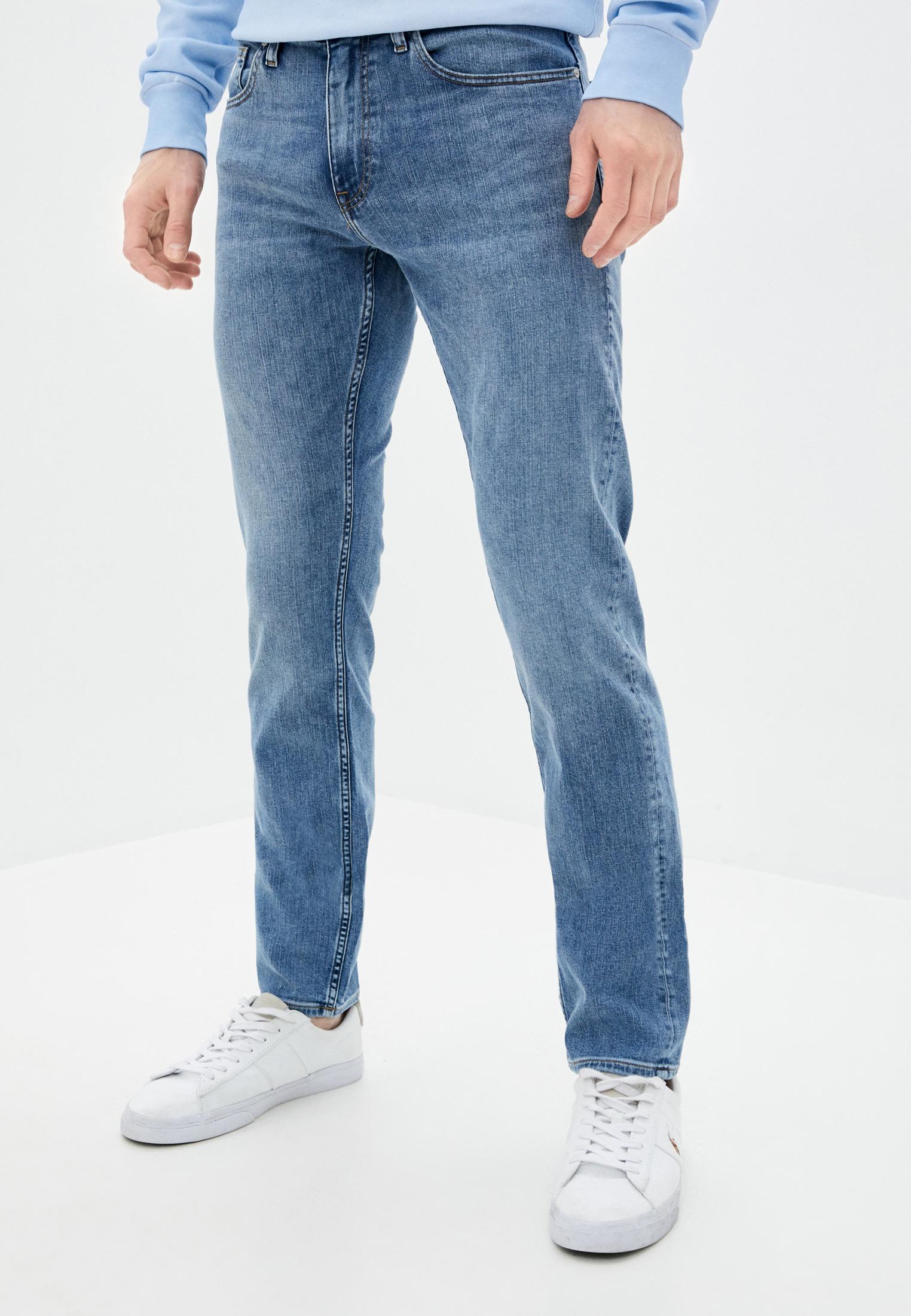 Зауженные джинсы Calvin Klein (Кельвин Кляйн) K10K106061: изображение 1