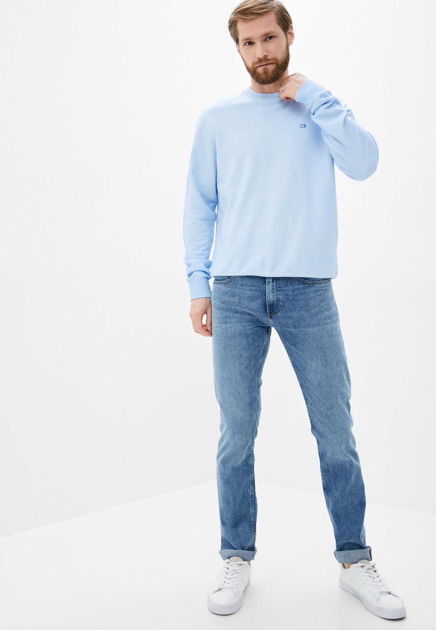 Зауженные джинсы Calvin Klein (Кельвин Кляйн) K10K106061: изображение 2