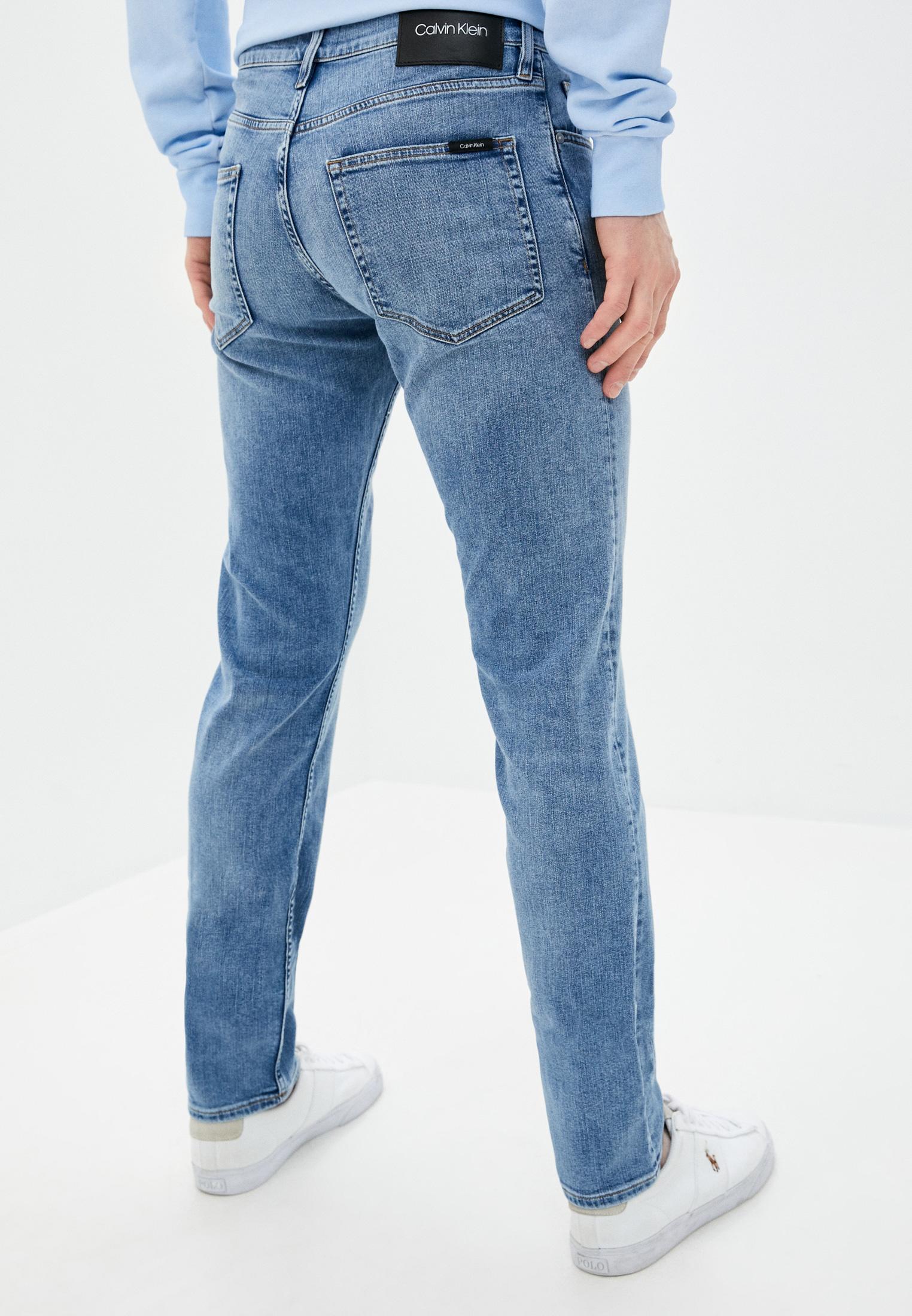 Зауженные джинсы Calvin Klein (Кельвин Кляйн) K10K106061: изображение 3