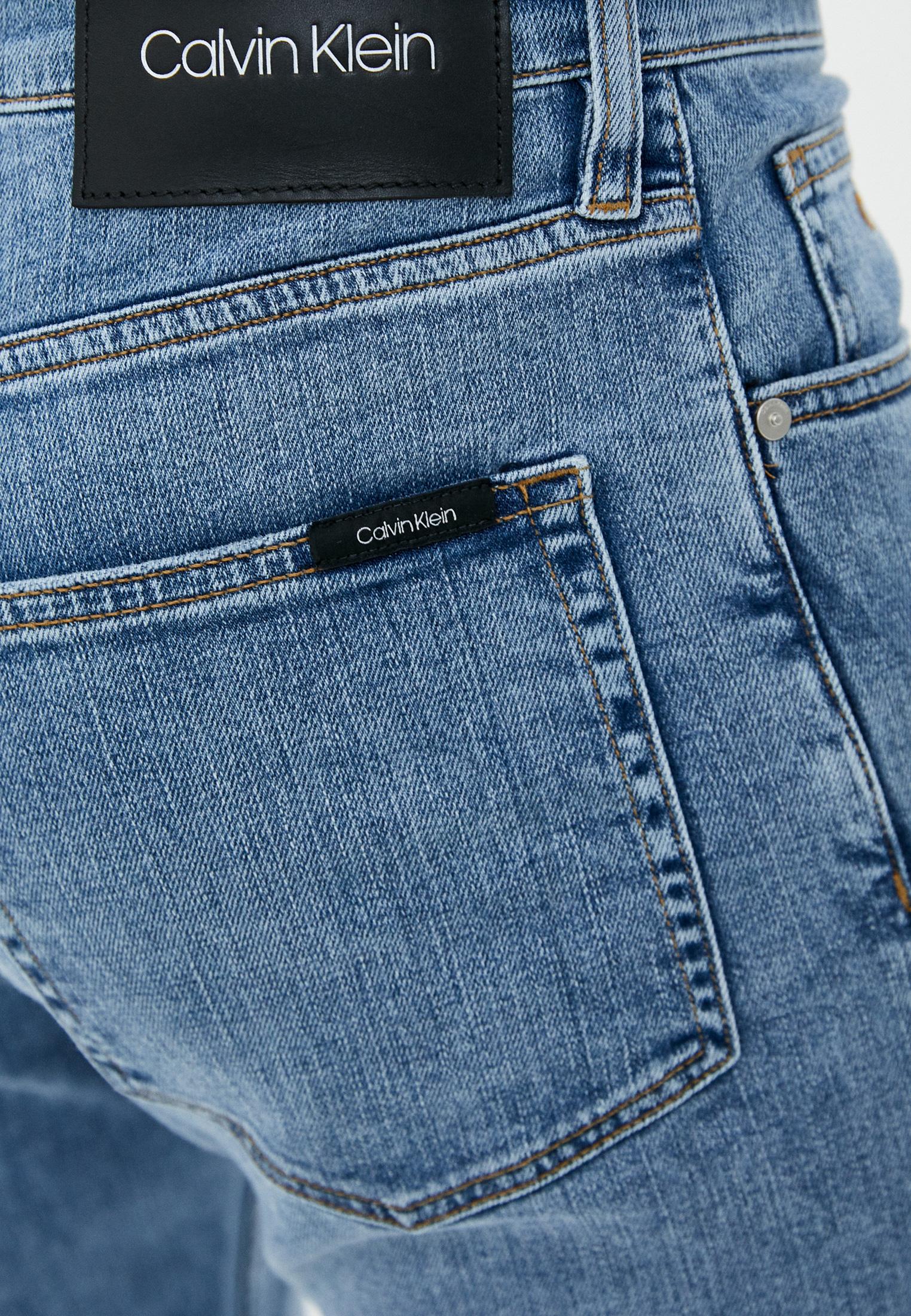 Зауженные джинсы Calvin Klein (Кельвин Кляйн) K10K106061: изображение 4