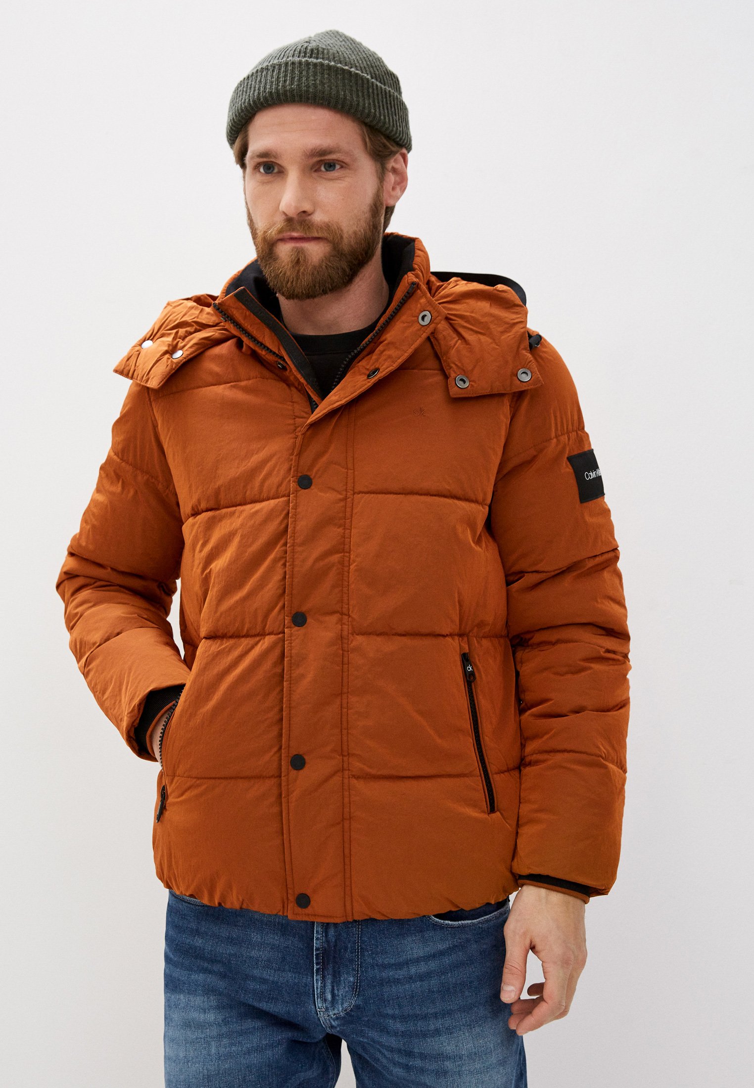 Куртка Calvin Klein (Кельвин Кляйн) k10k105970