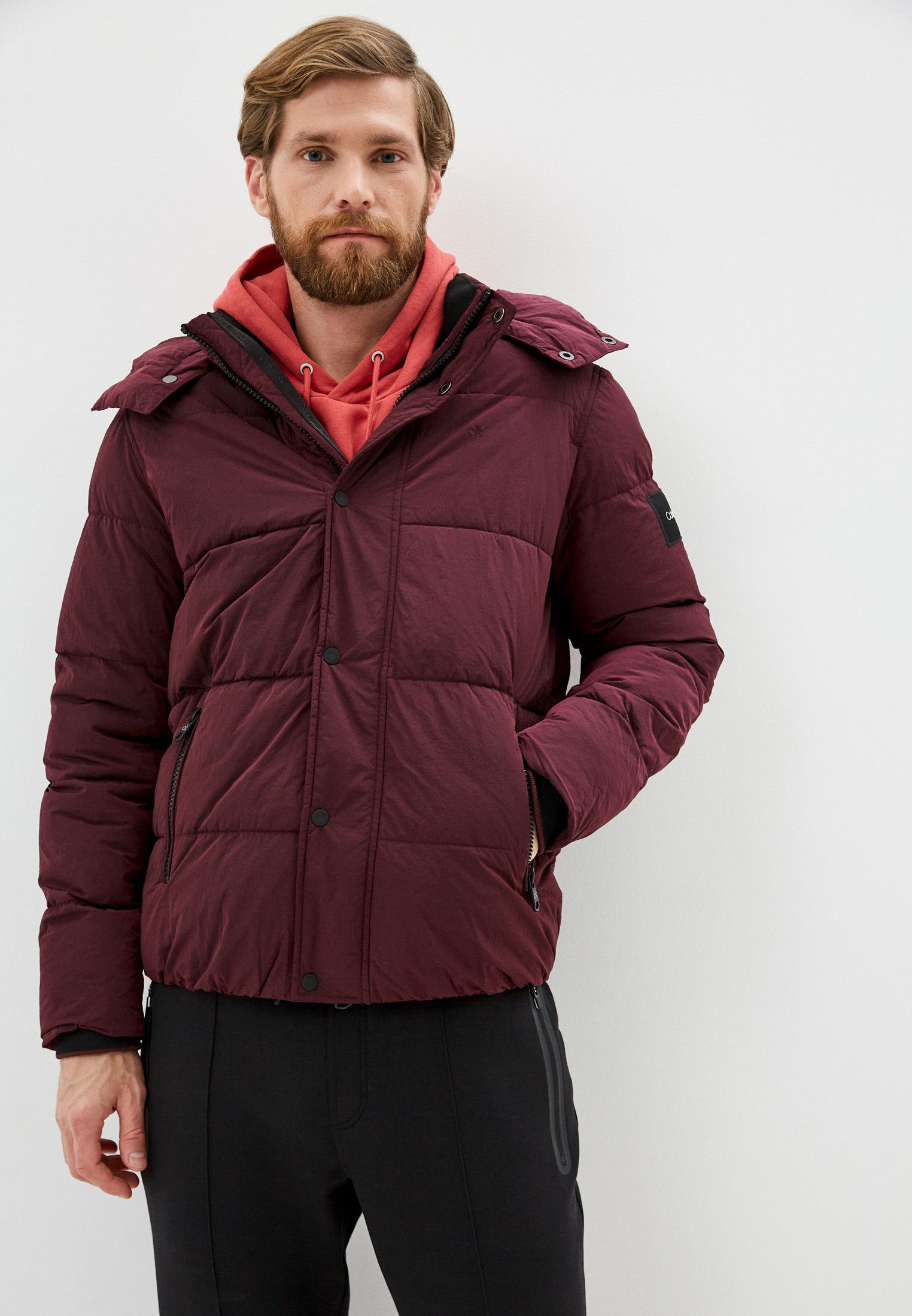 Утепленная куртка Calvin Klein (Кельвин Кляйн) k10k105970