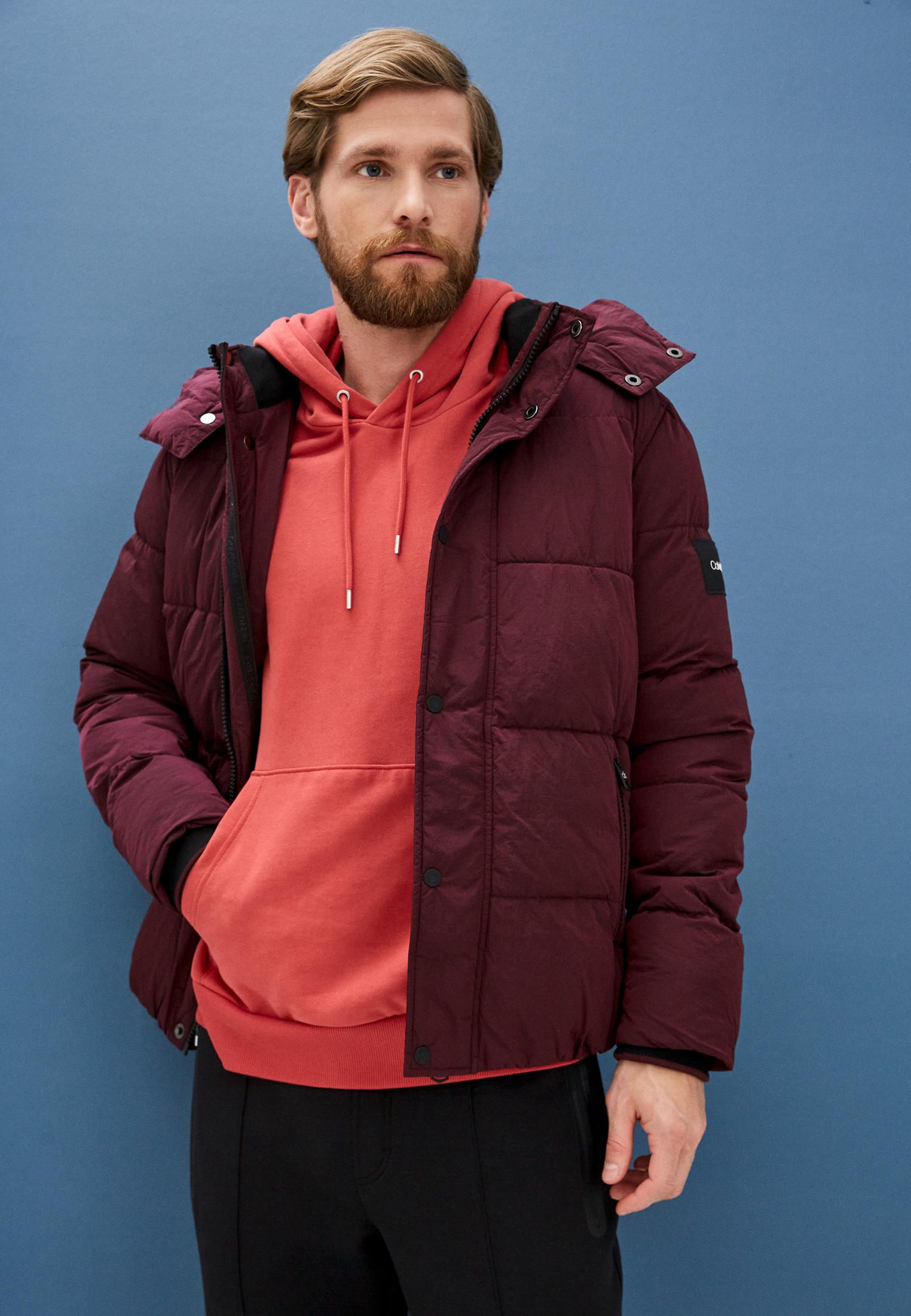 Утепленная куртка Calvin Klein (Кельвин Кляйн) k10k105970: изображение 2