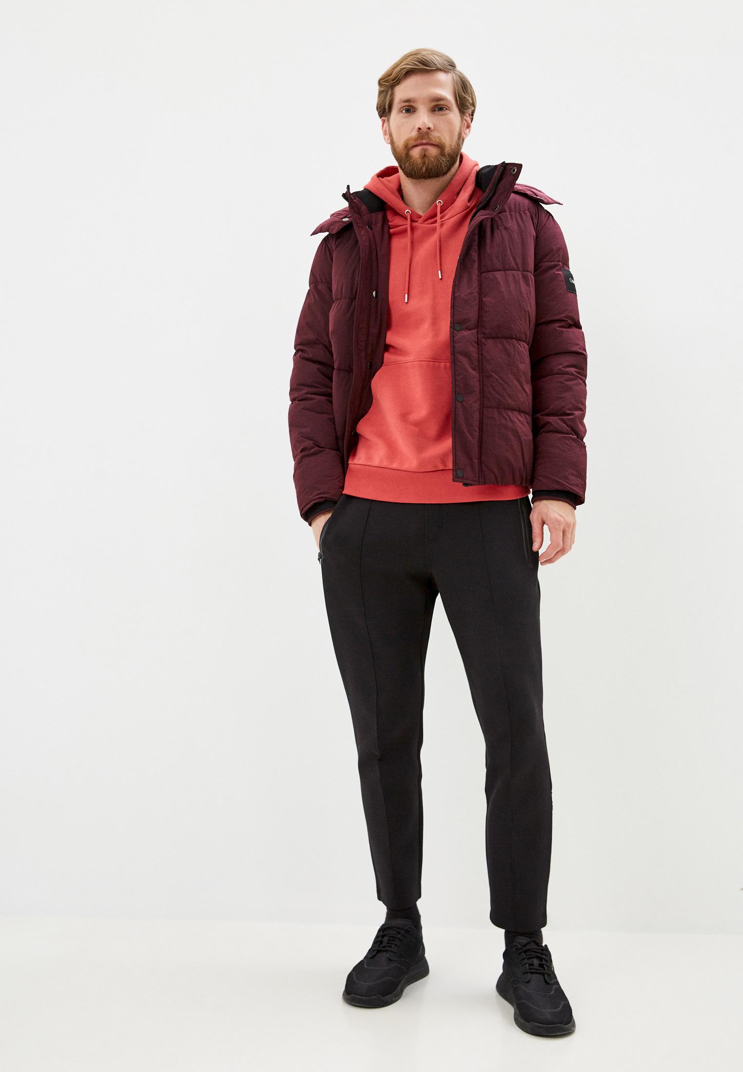 Утепленная куртка Calvin Klein (Кельвин Кляйн) k10k105970: изображение 3