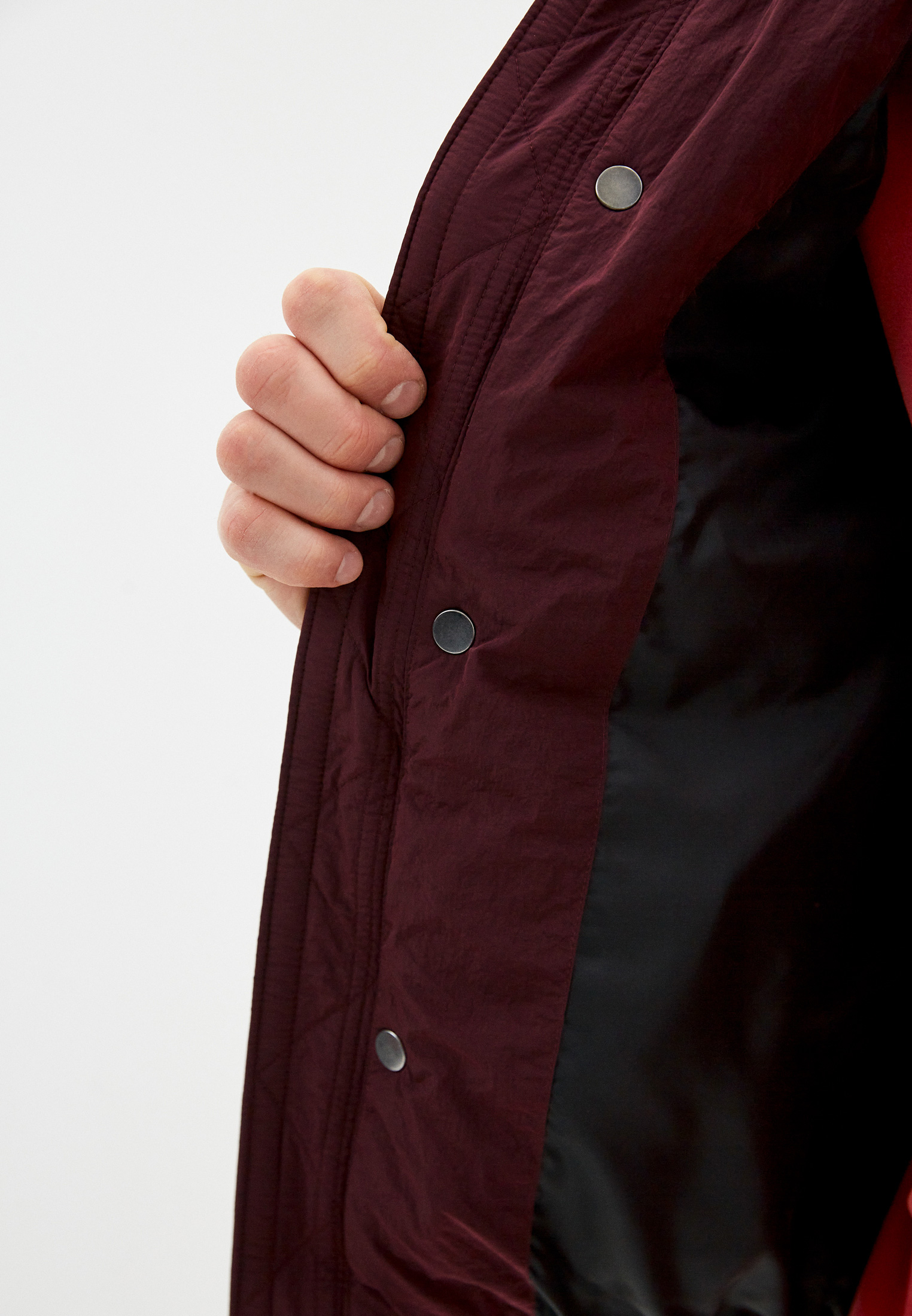 Утепленная куртка Calvin Klein (Кельвин Кляйн) k10k105970: изображение 5