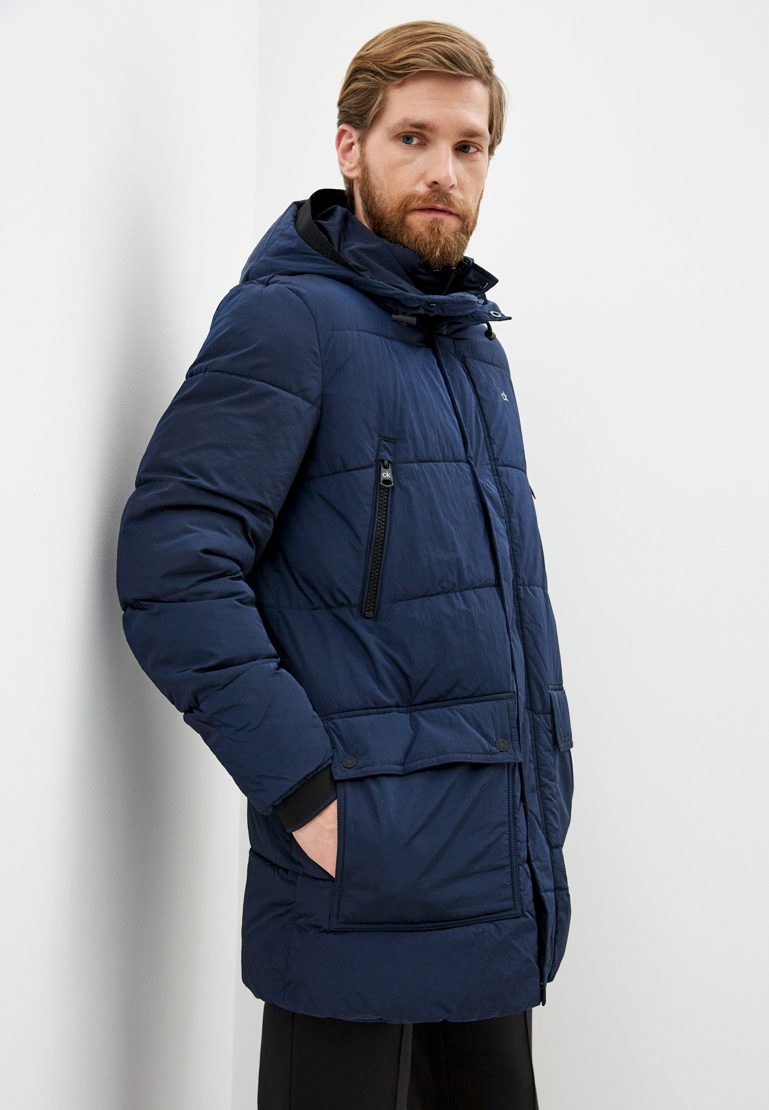 Утепленная куртка Calvin Klein (Кельвин Кляйн) k10k105971