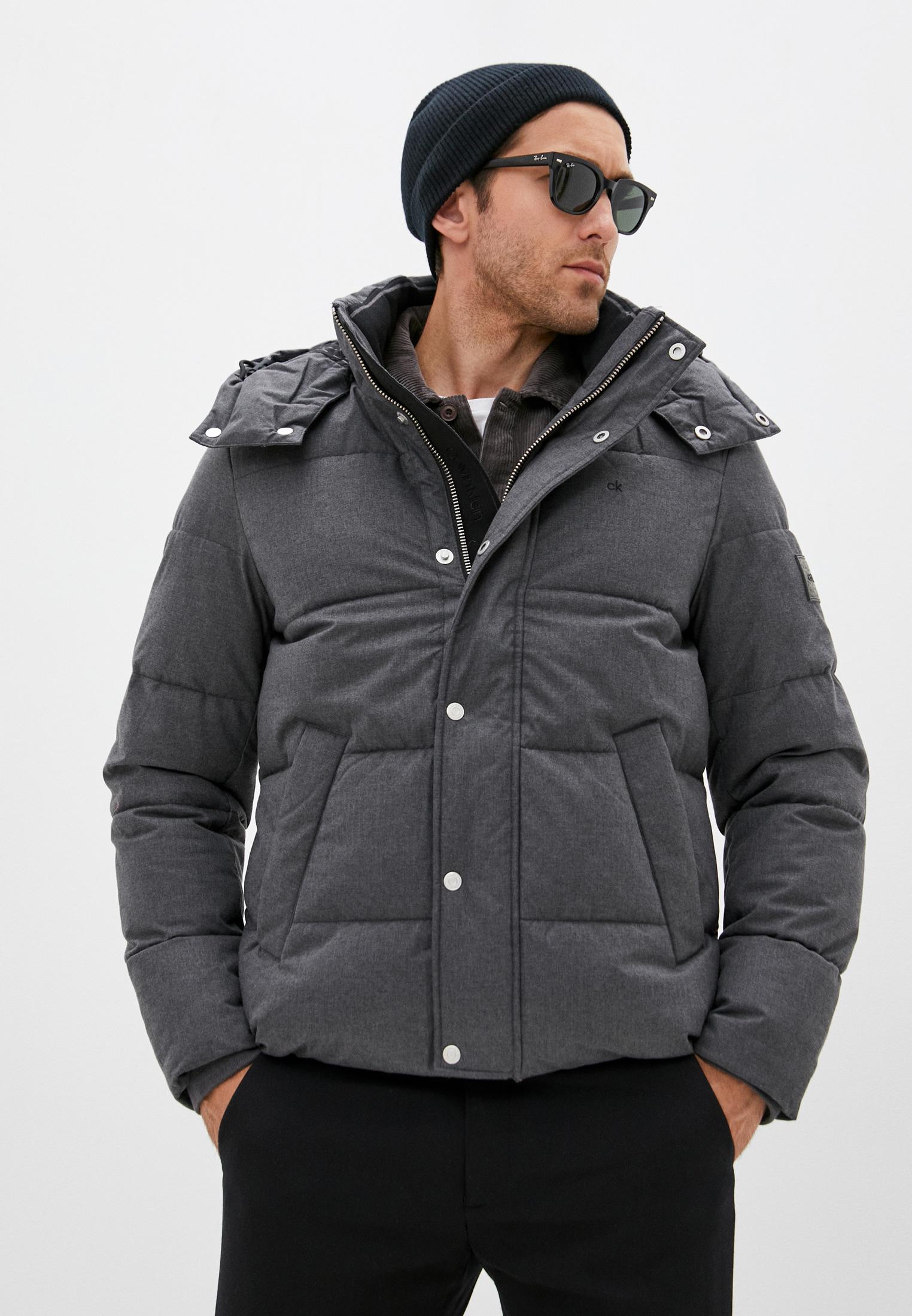 Утепленная куртка Calvin Klein (Кельвин Кляйн) k10k106150: изображение 1