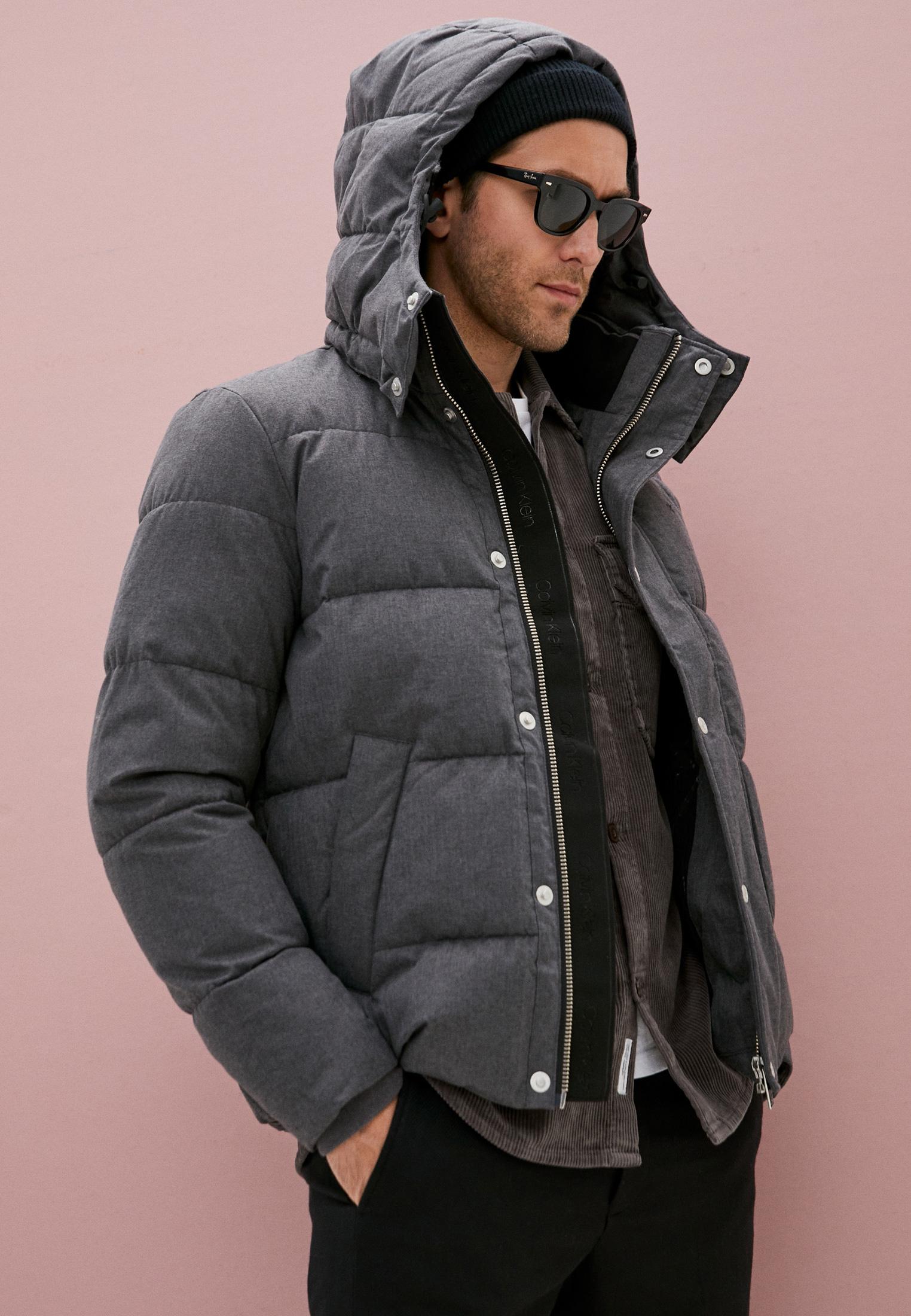 Утепленная куртка Calvin Klein (Кельвин Кляйн) k10k106150: изображение 2