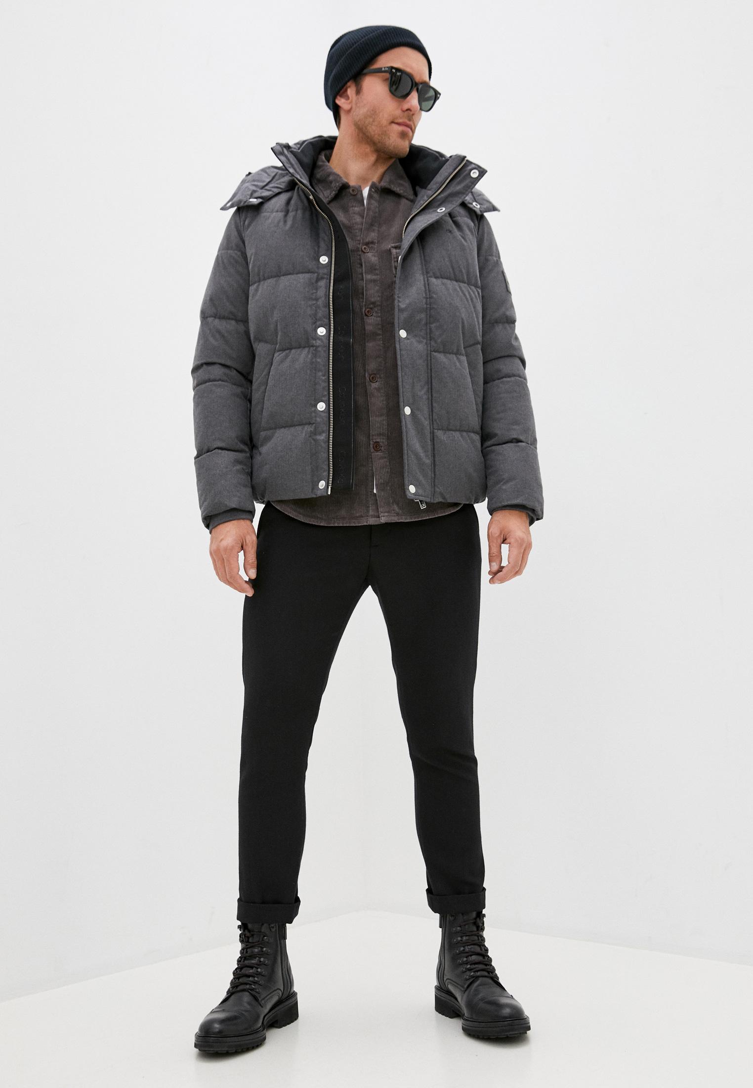 Утепленная куртка Calvin Klein (Кельвин Кляйн) k10k106150: изображение 3