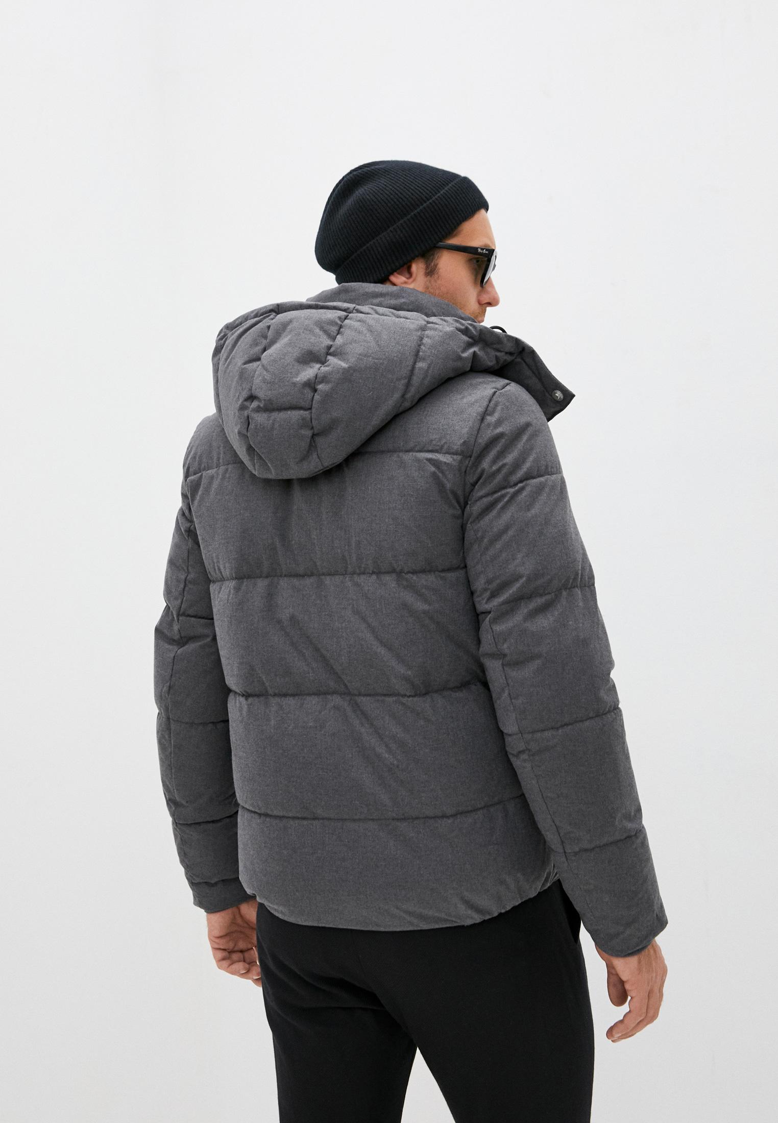 Утепленная куртка Calvin Klein (Кельвин Кляйн) k10k106150: изображение 4