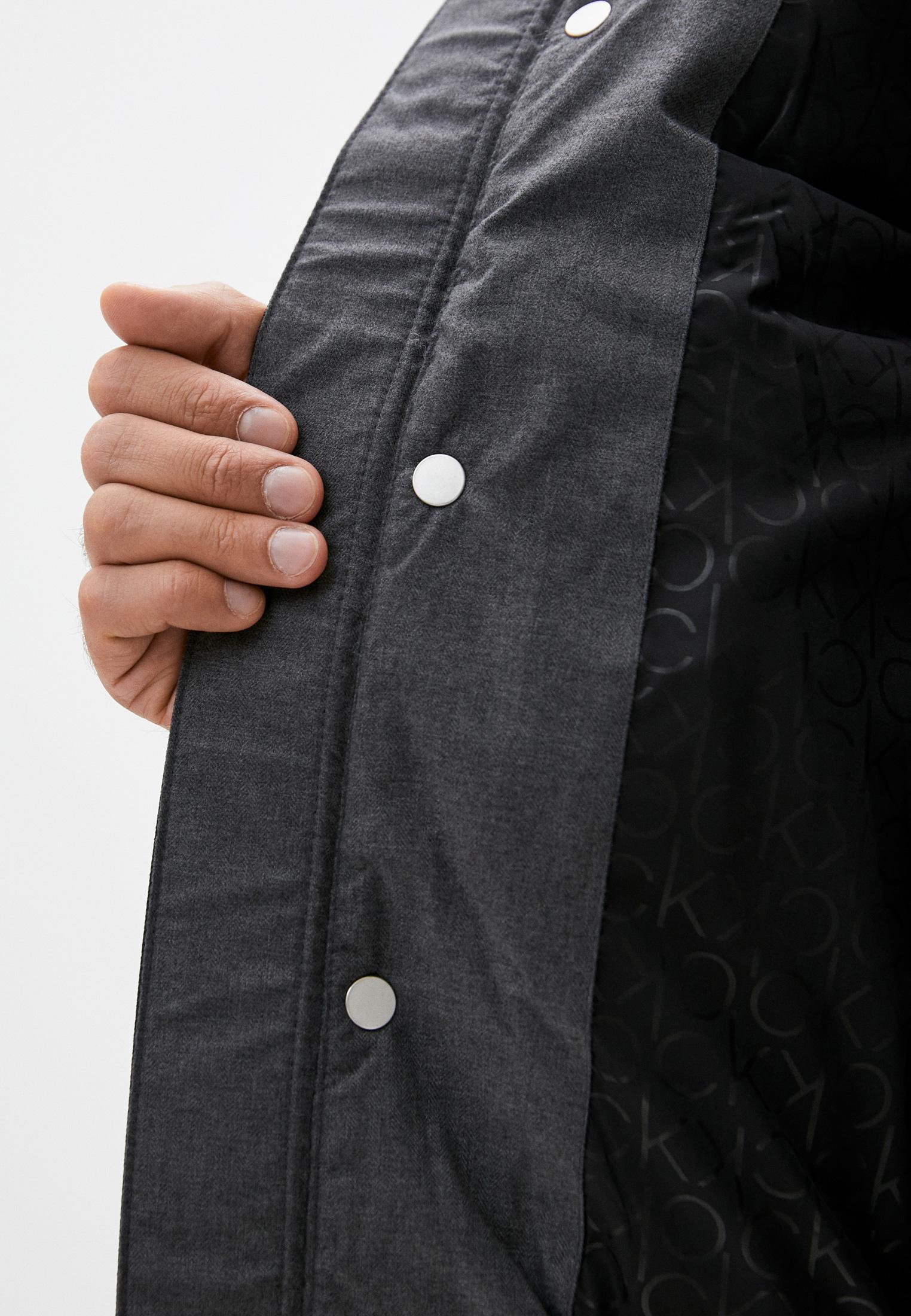 Утепленная куртка Calvin Klein (Кельвин Кляйн) k10k106150: изображение 5