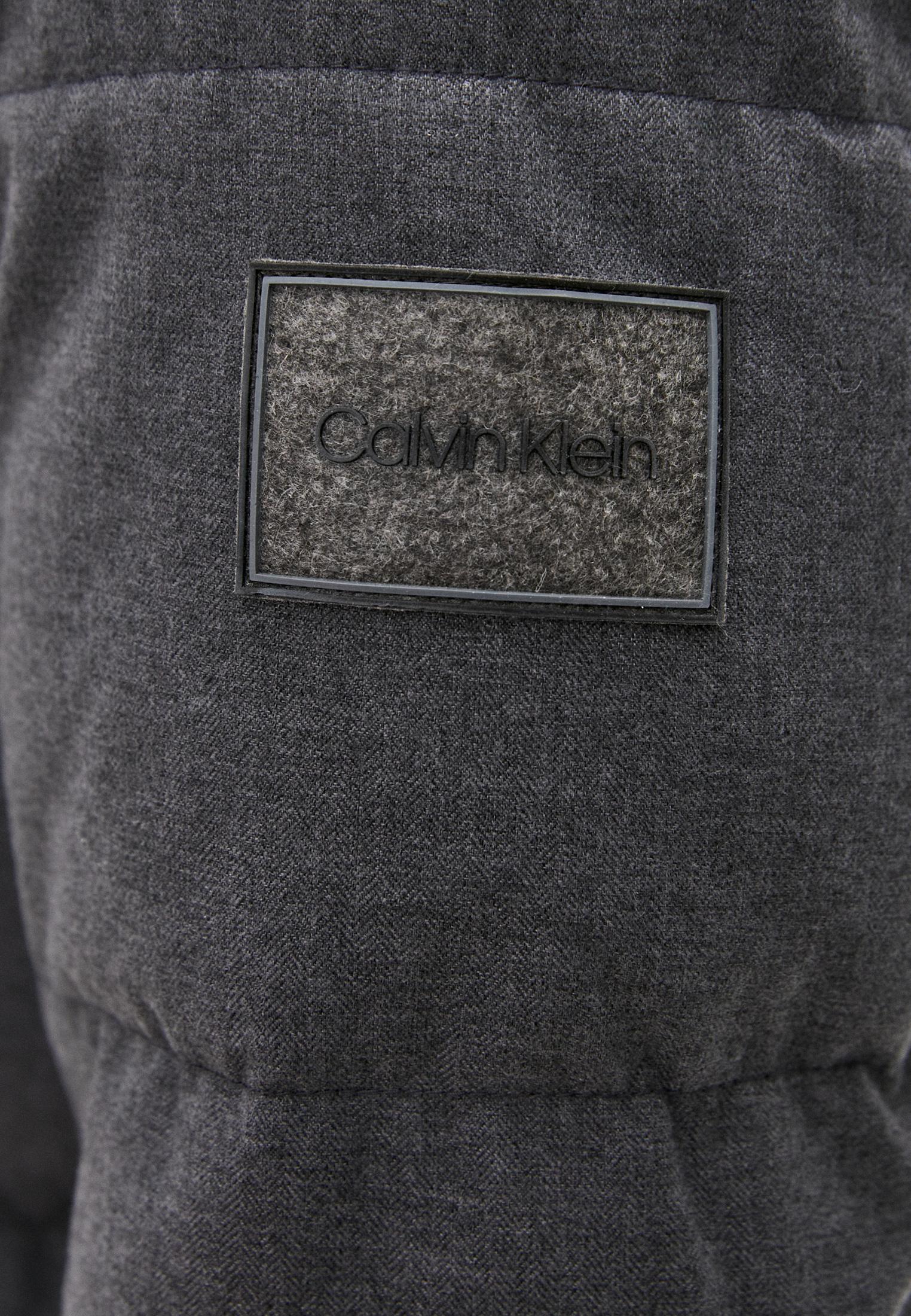 Утепленная куртка Calvin Klein (Кельвин Кляйн) k10k106150: изображение 7