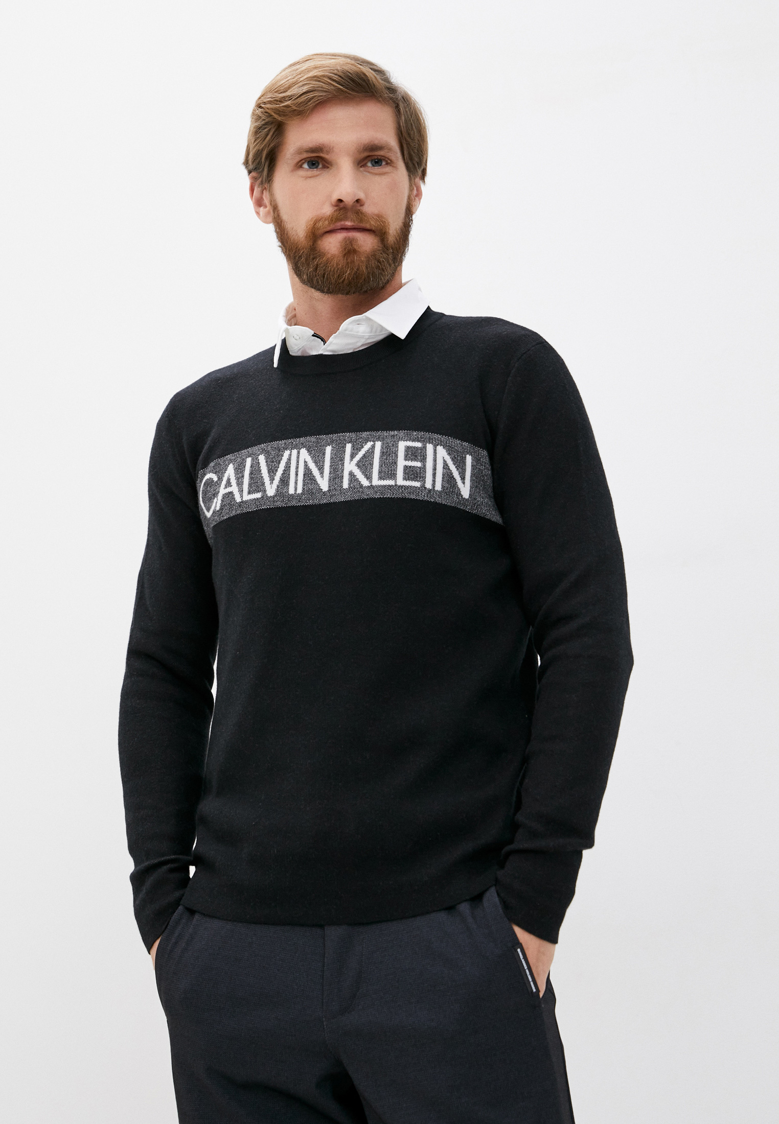 Джемпер Calvin Klein (Кельвин Кляйн) k10k105735