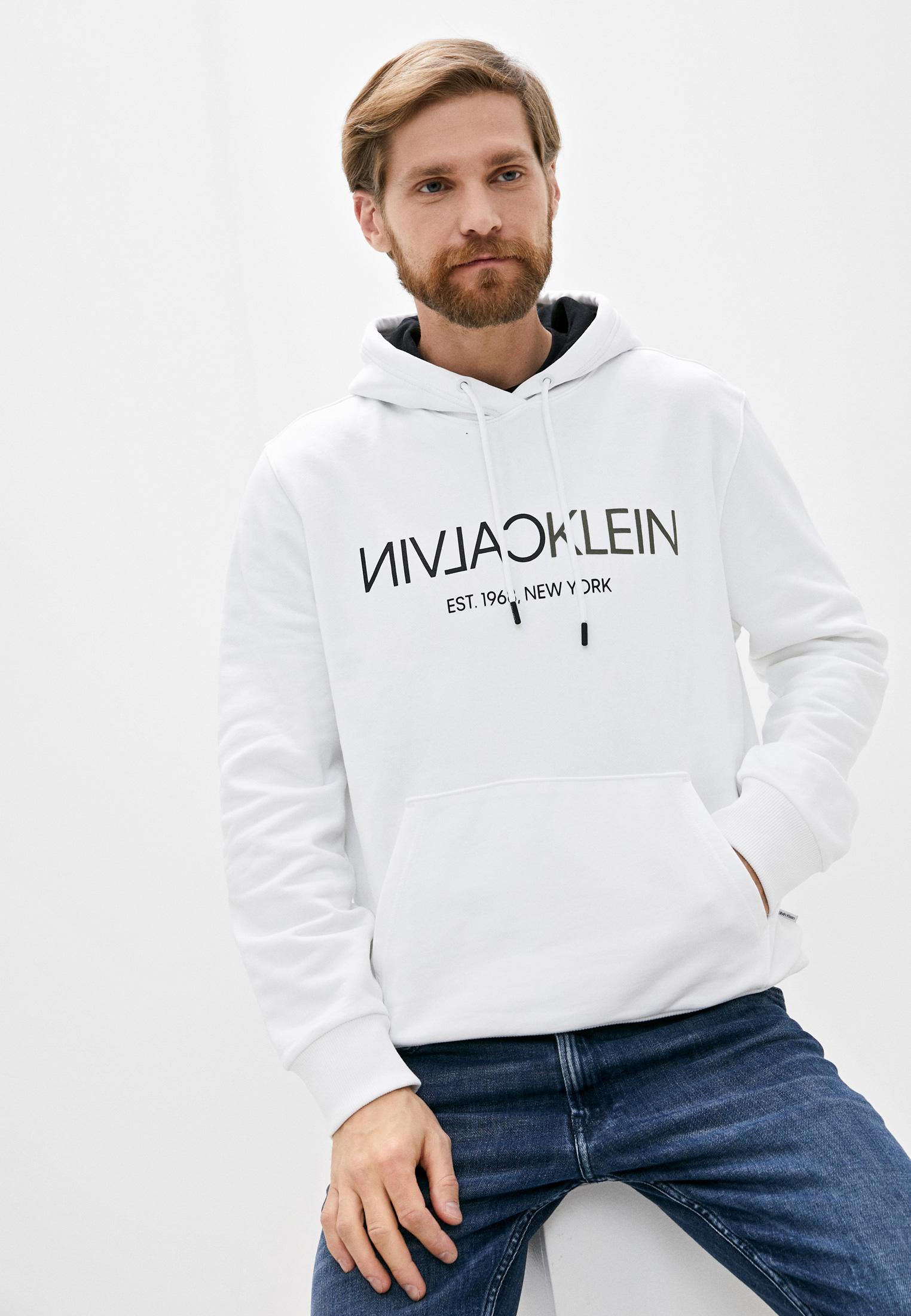 Мужские худи Calvin Klein (Кельвин Кляйн) k10k106404