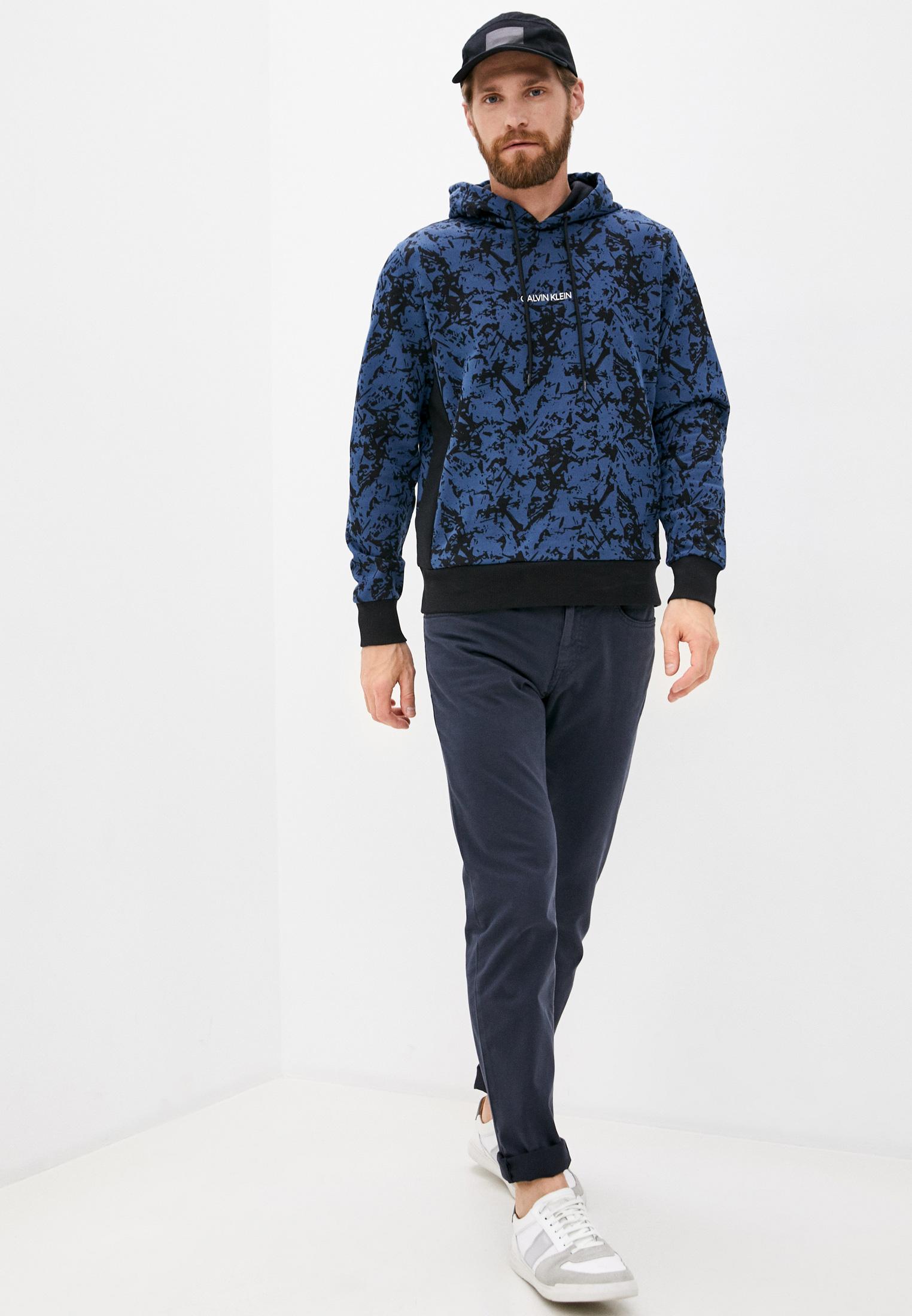 Мужские худи Calvin Klein (Кельвин Кляйн) k10k106002: изображение 3