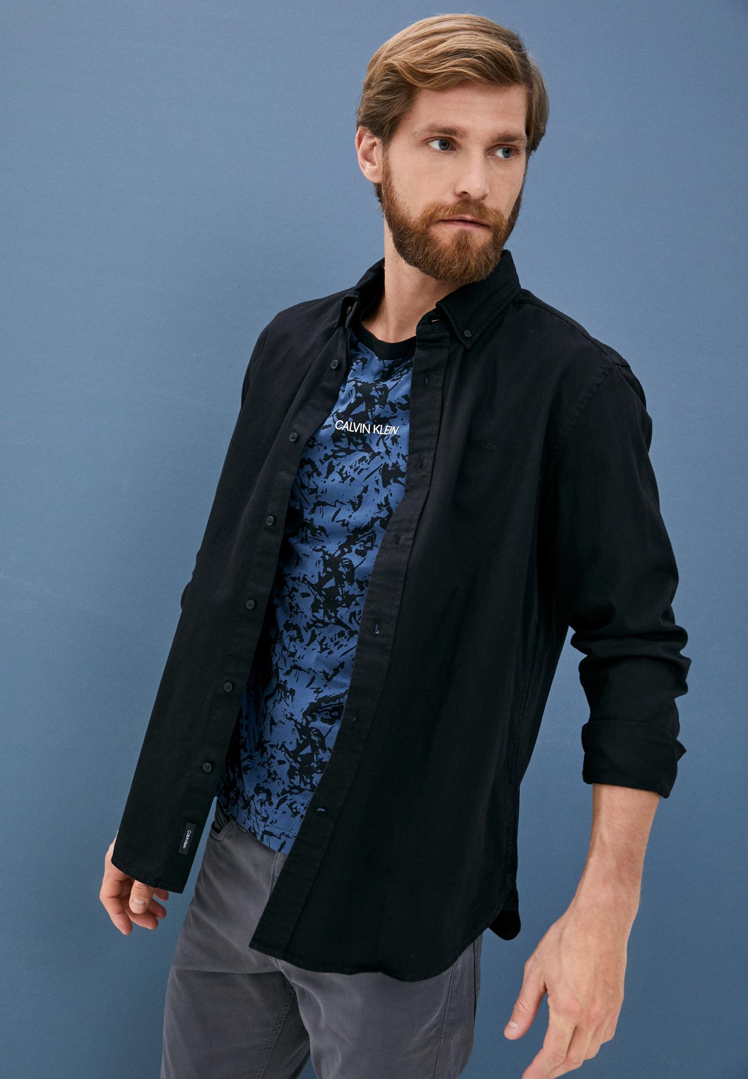 Рубашка с длинным рукавом Calvin Klein (Кельвин Кляйн) k10k105993: изображение 2