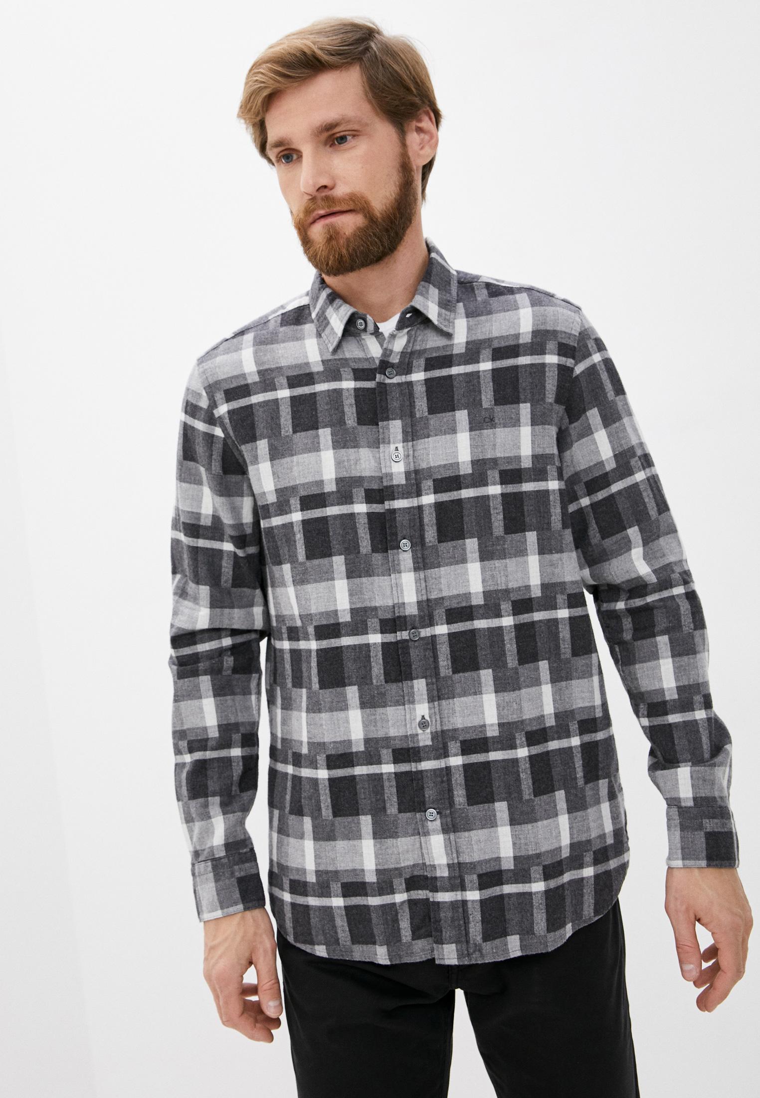 Рубашка с длинным рукавом Calvin Klein (Кельвин Кляйн) k10k105985