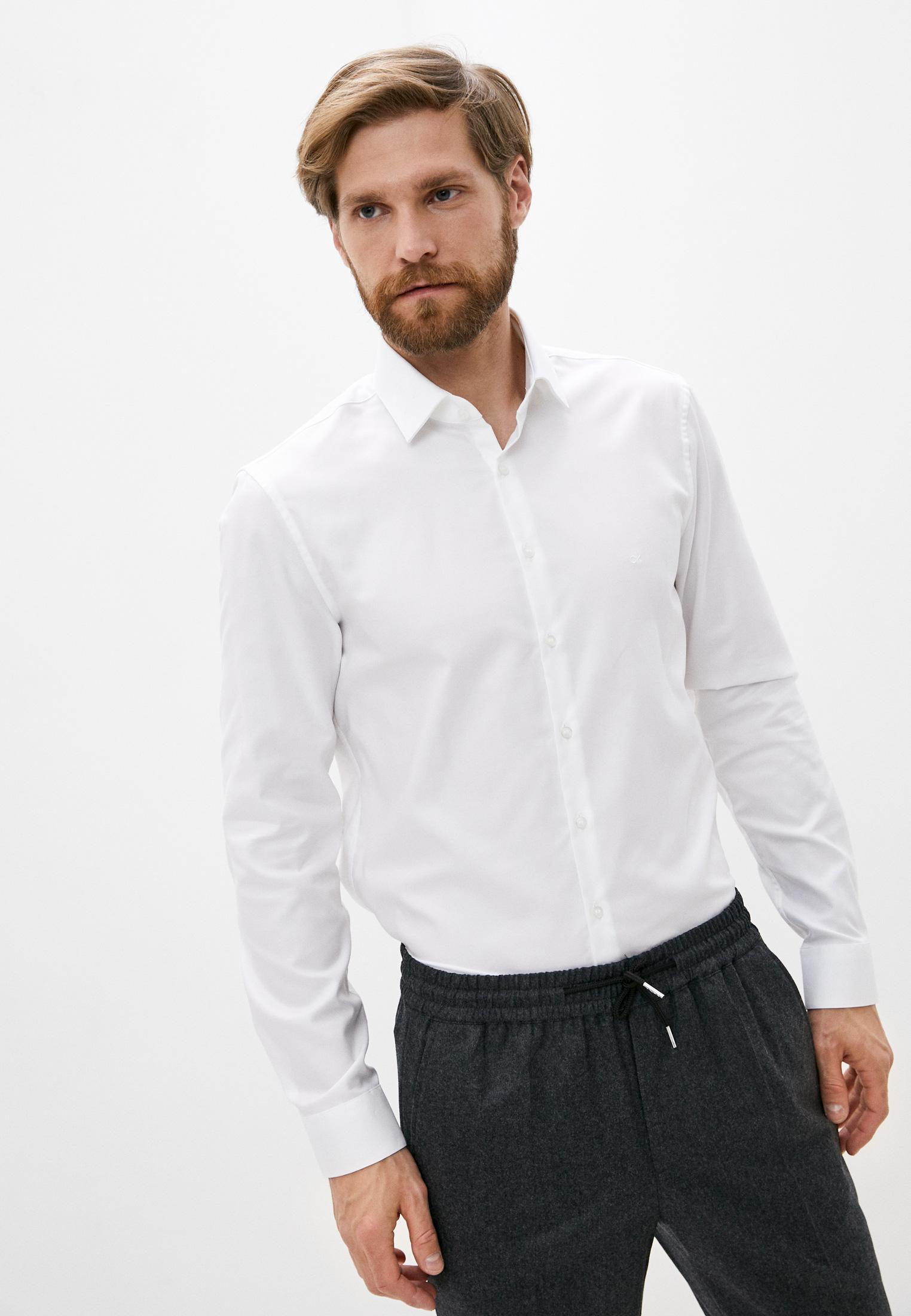 Рубашка с длинным рукавом Calvin Klein (Кельвин Кляйн) k10k106237