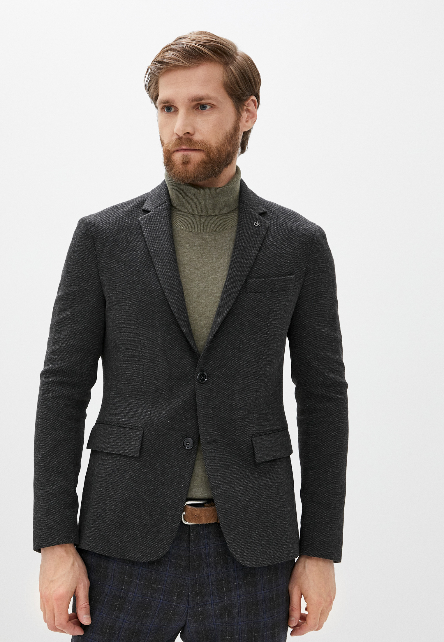 Мужской пиджак Calvin Klein (Кельвин Кляйн) k10k106097