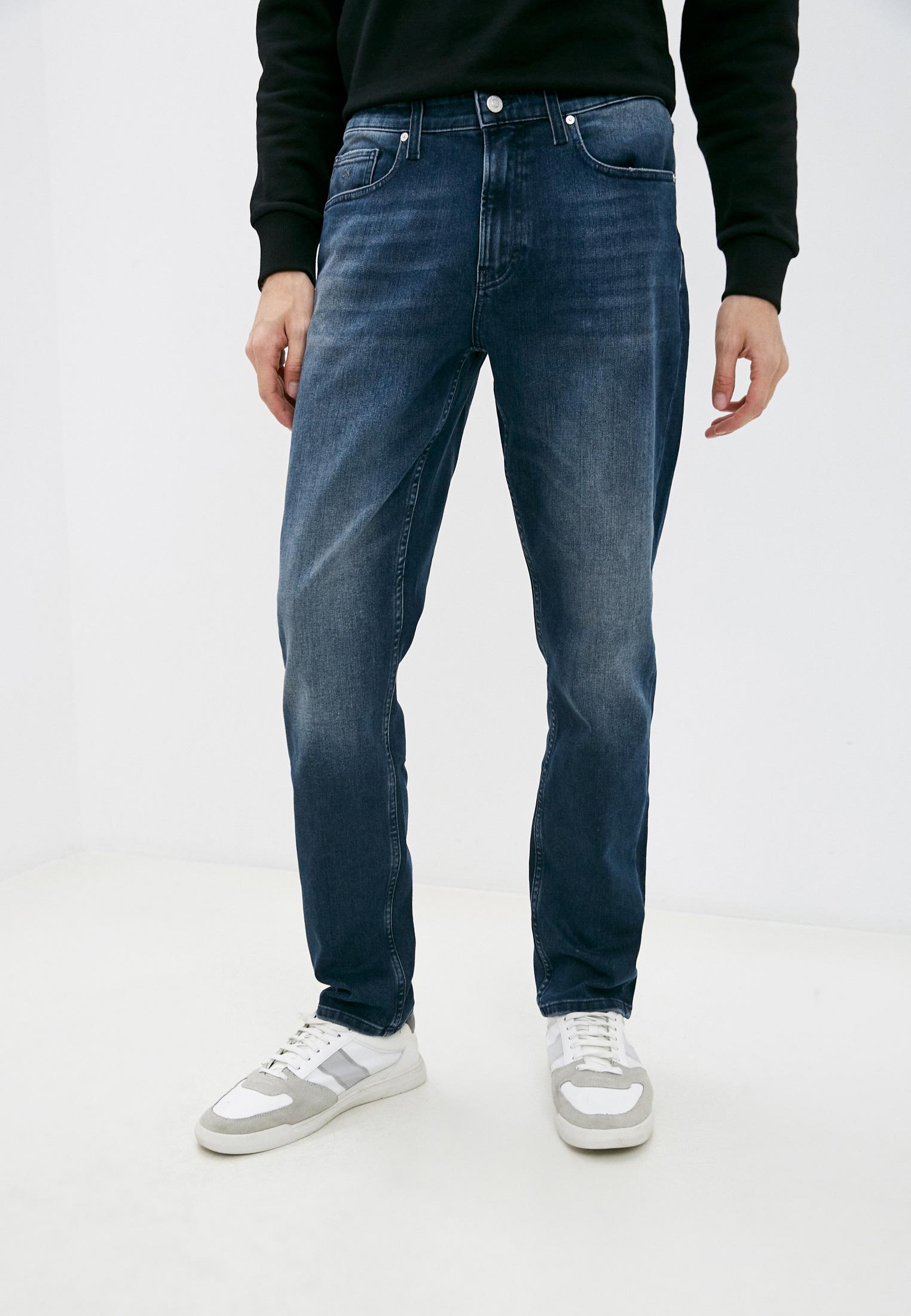 Мужские зауженные джинсы Calvin Klein (Кельвин Кляйн) k10k106191