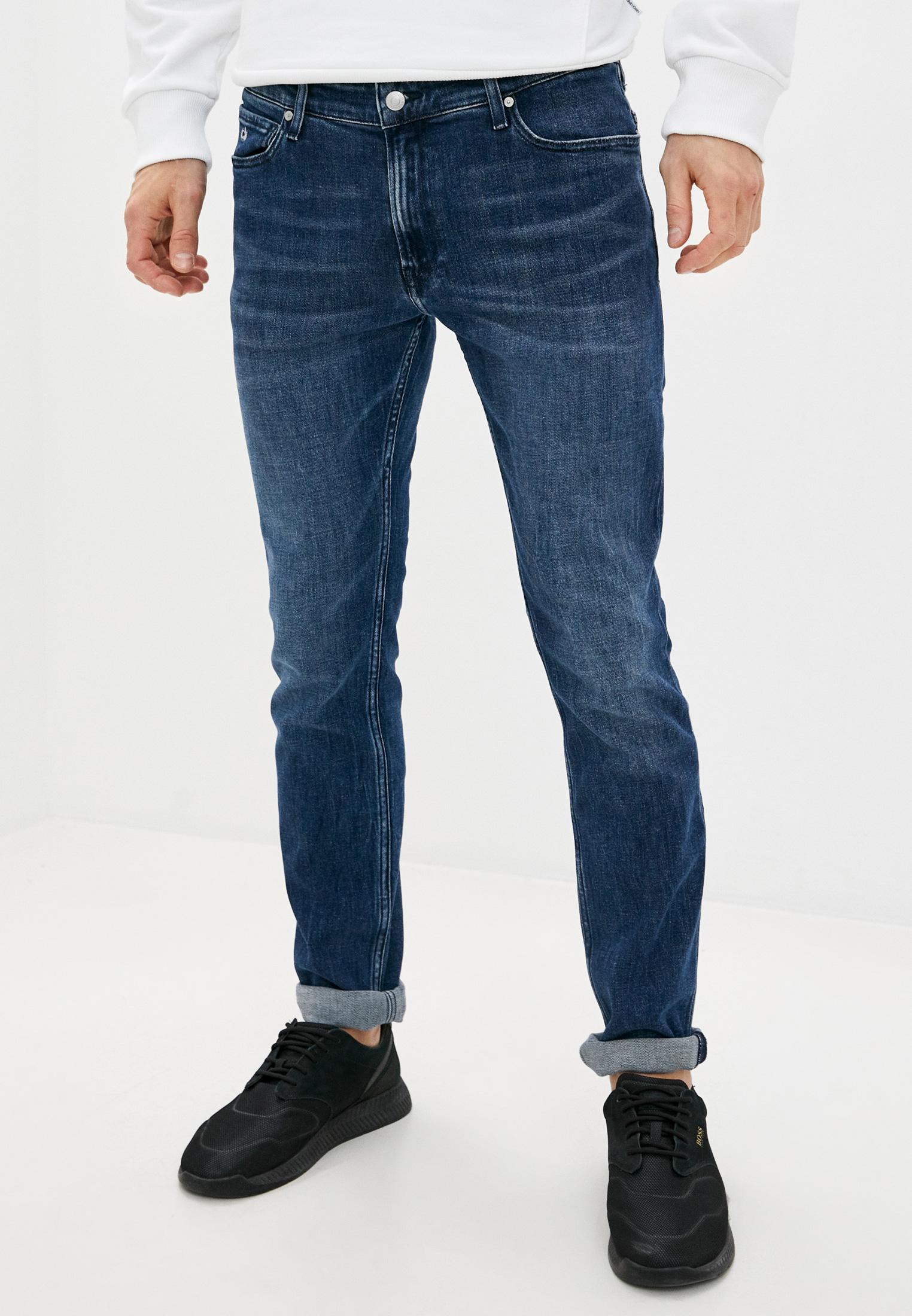 Мужские зауженные джинсы Calvin Klein (Кельвин Кляйн) K10K106445