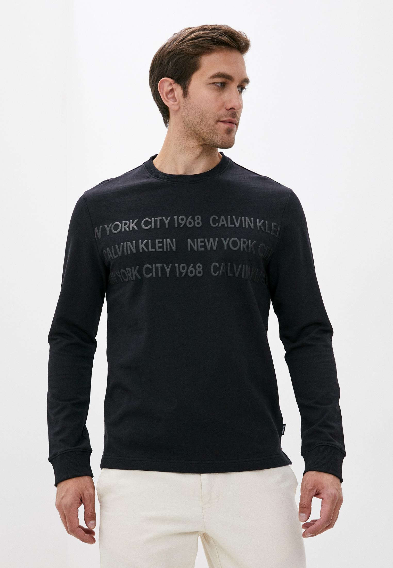 Футболка с длинным рукавом Calvin Klein (Кельвин Кляйн) k10k105956