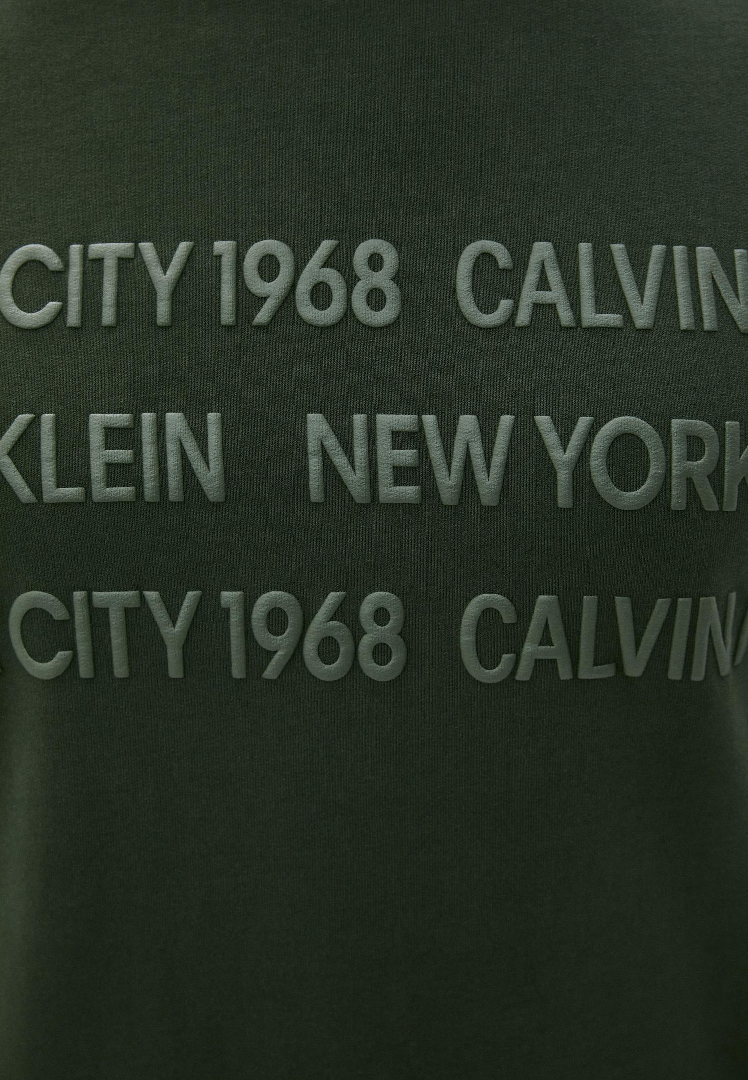 Футболка с длинным рукавом Calvin Klein (Кельвин Кляйн) k10k105956: изображение 5