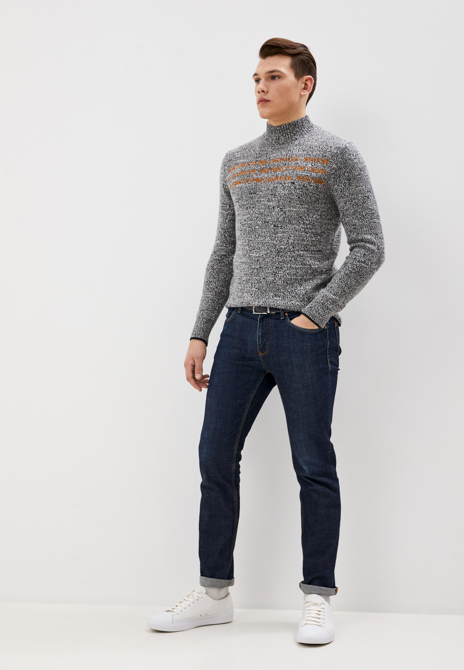 Джемпер Calvin Klein (Кельвин Кляйн) k10k106140: изображение 2