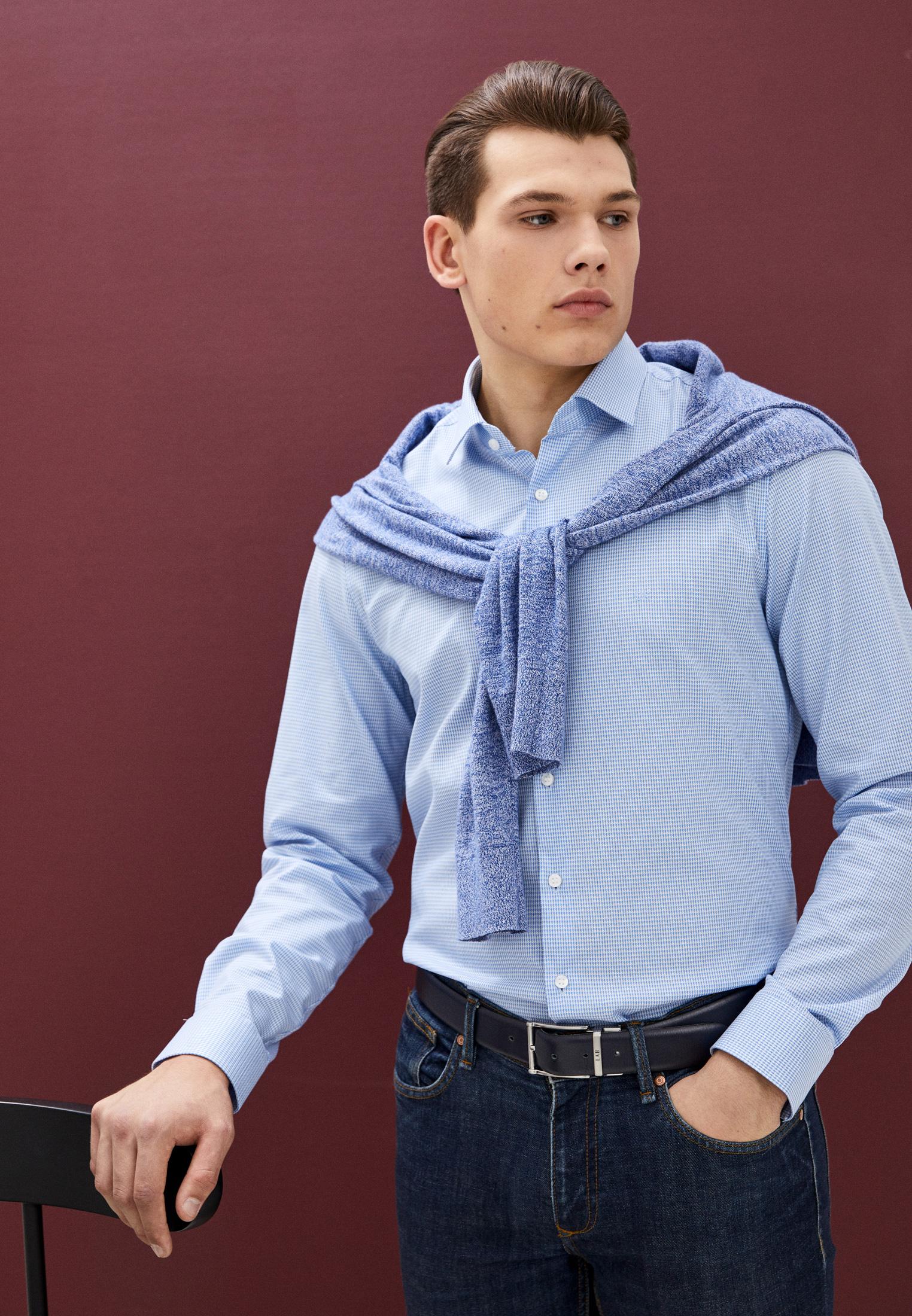 Рубашка с длинным рукавом Calvin Klein (Кельвин Кляйн) k10k106226: изображение 2