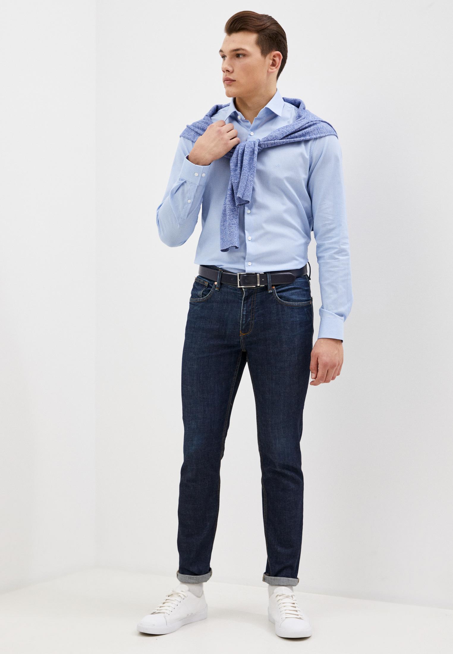 Рубашка с длинным рукавом Calvin Klein (Кельвин Кляйн) k10k106226: изображение 3