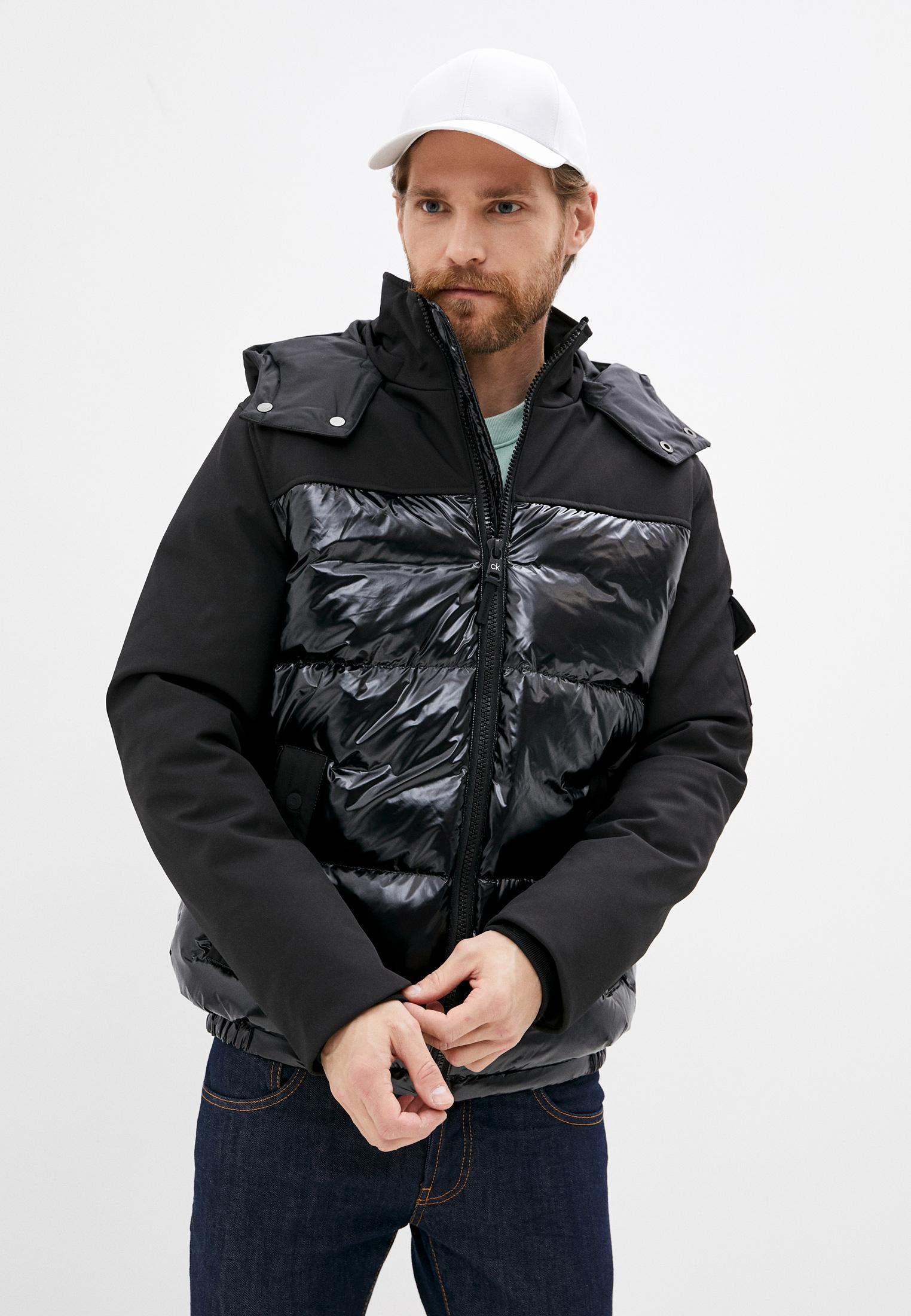 Пуховик Calvin Klein (Кельвин Кляйн) k10k106358
