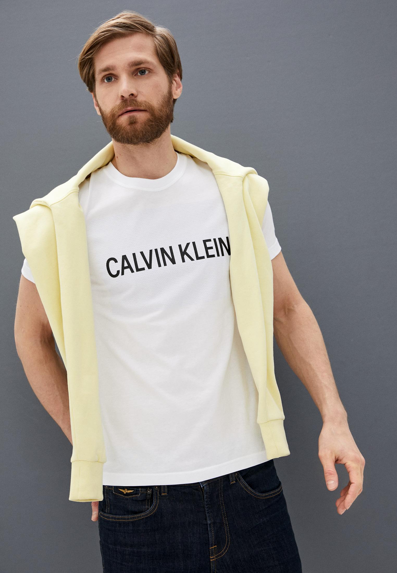 Футболка Calvin Klein (Кельвин Кляйн) K10K106490: изображение 2
