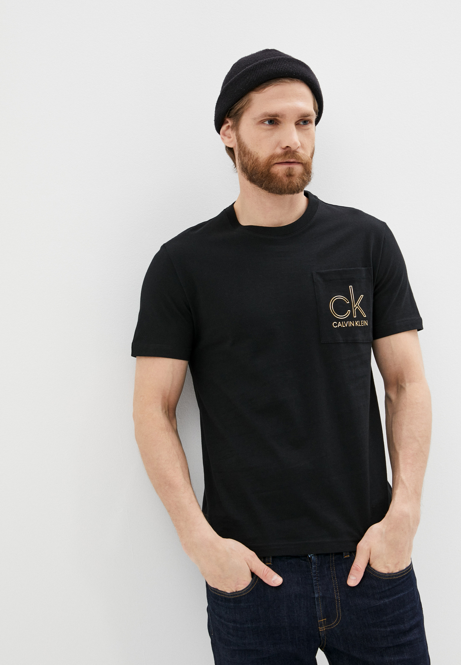 Мужская футболка Calvin Klein (Кельвин Кляйн) K10K106709