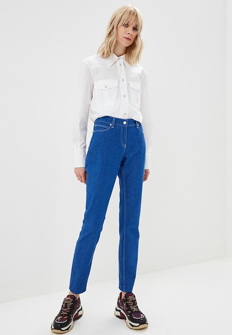 Женские рубашки с длинным рукавом Calvin Klein (Кельвин Кляйн) k20k200511