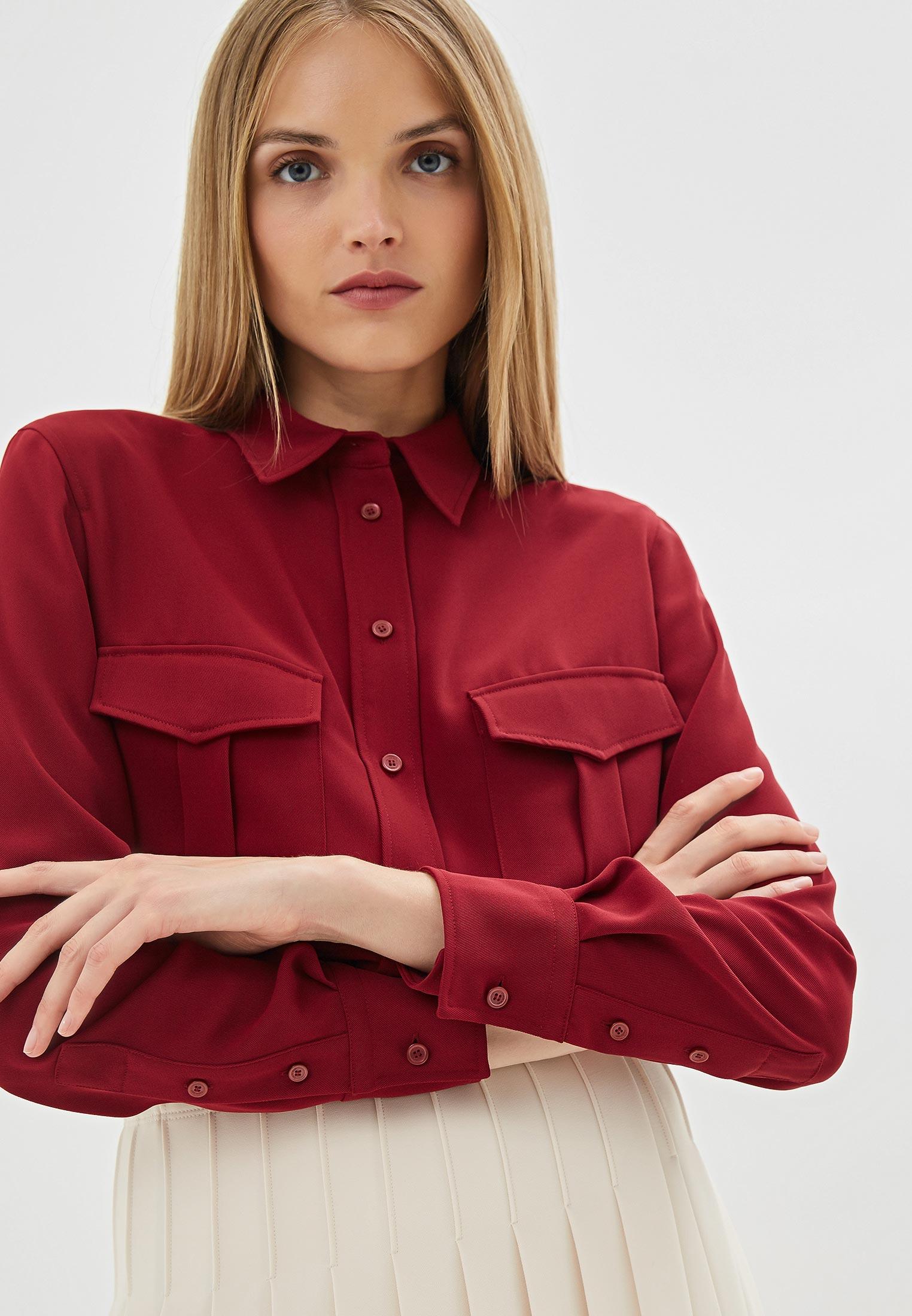 Женские рубашки с длинным рукавом Calvin Klein (Кельвин Кляйн) K20K200846