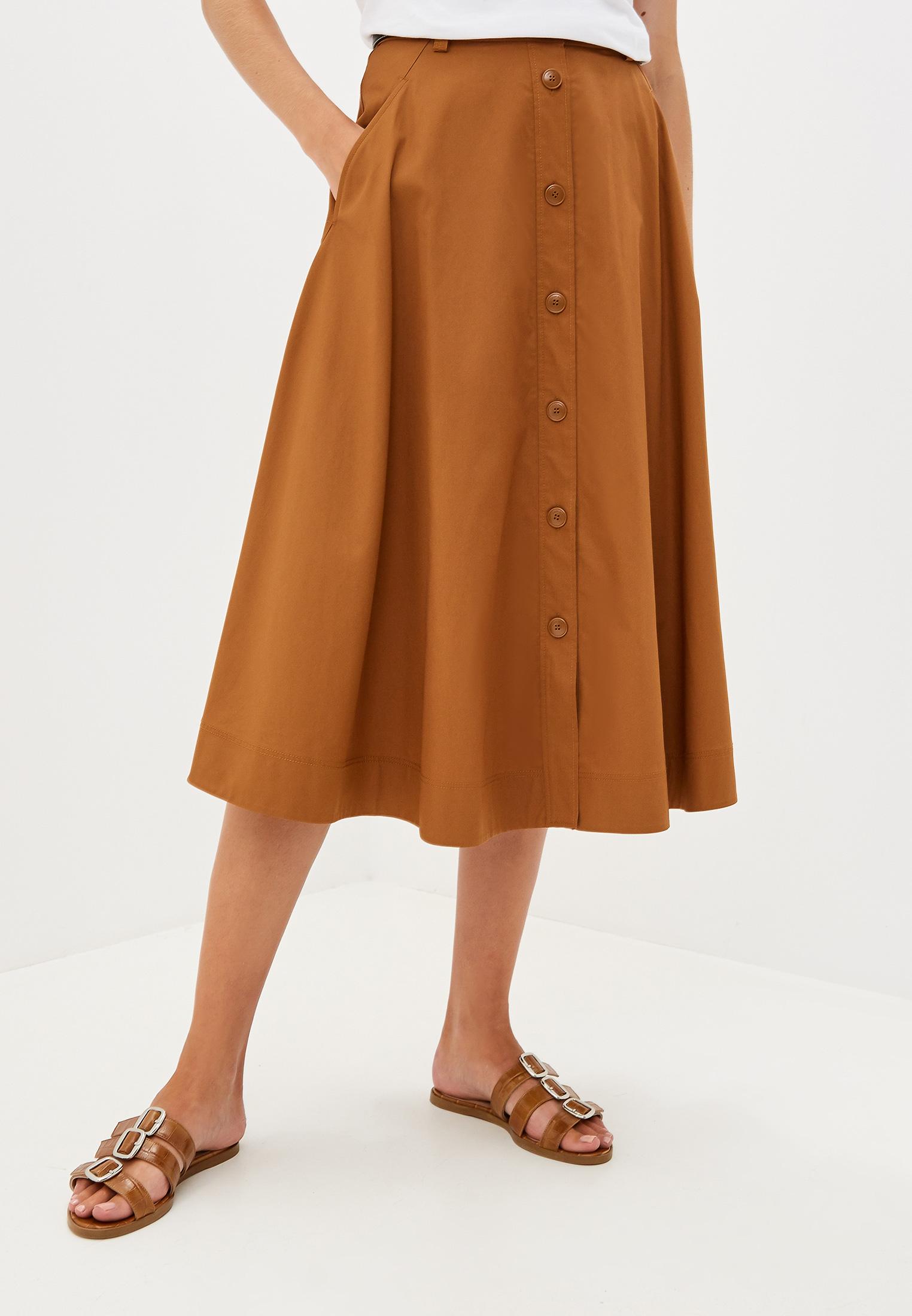 Широкая юбка Calvin Klein (Кельвин Кляйн) K20K201000
