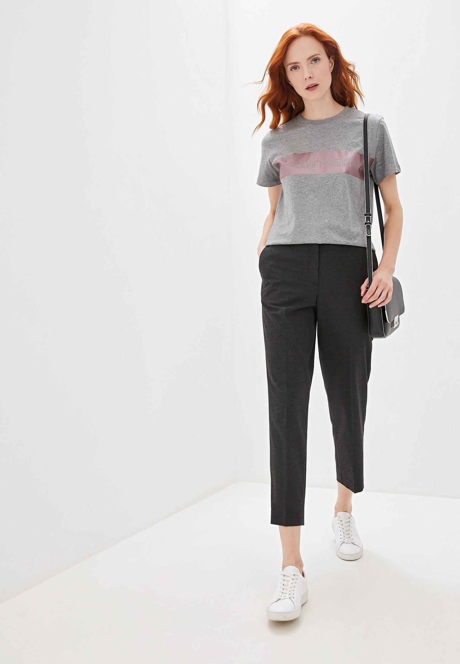 Женские классические брюки Calvin Klein (Кельвин Кляйн) K20K201396: изображение 2