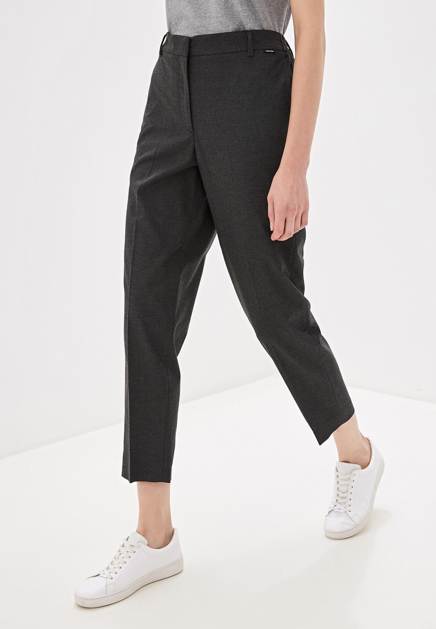 Женские классические брюки Calvin Klein (Кельвин Кляйн) K20K201396: изображение 4