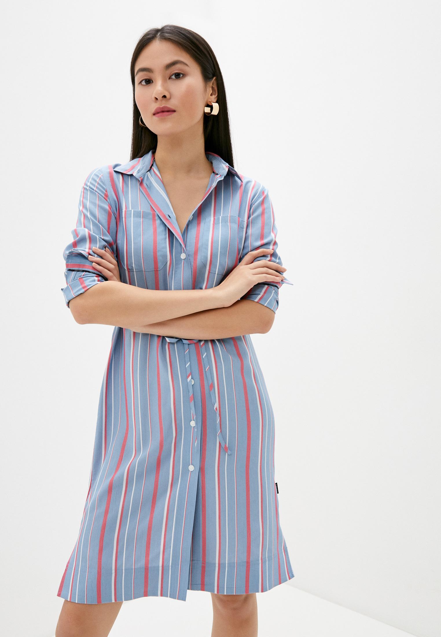 Повседневное платье Calvin Klein (Кельвин Кляйн) K20k201899: изображение 1