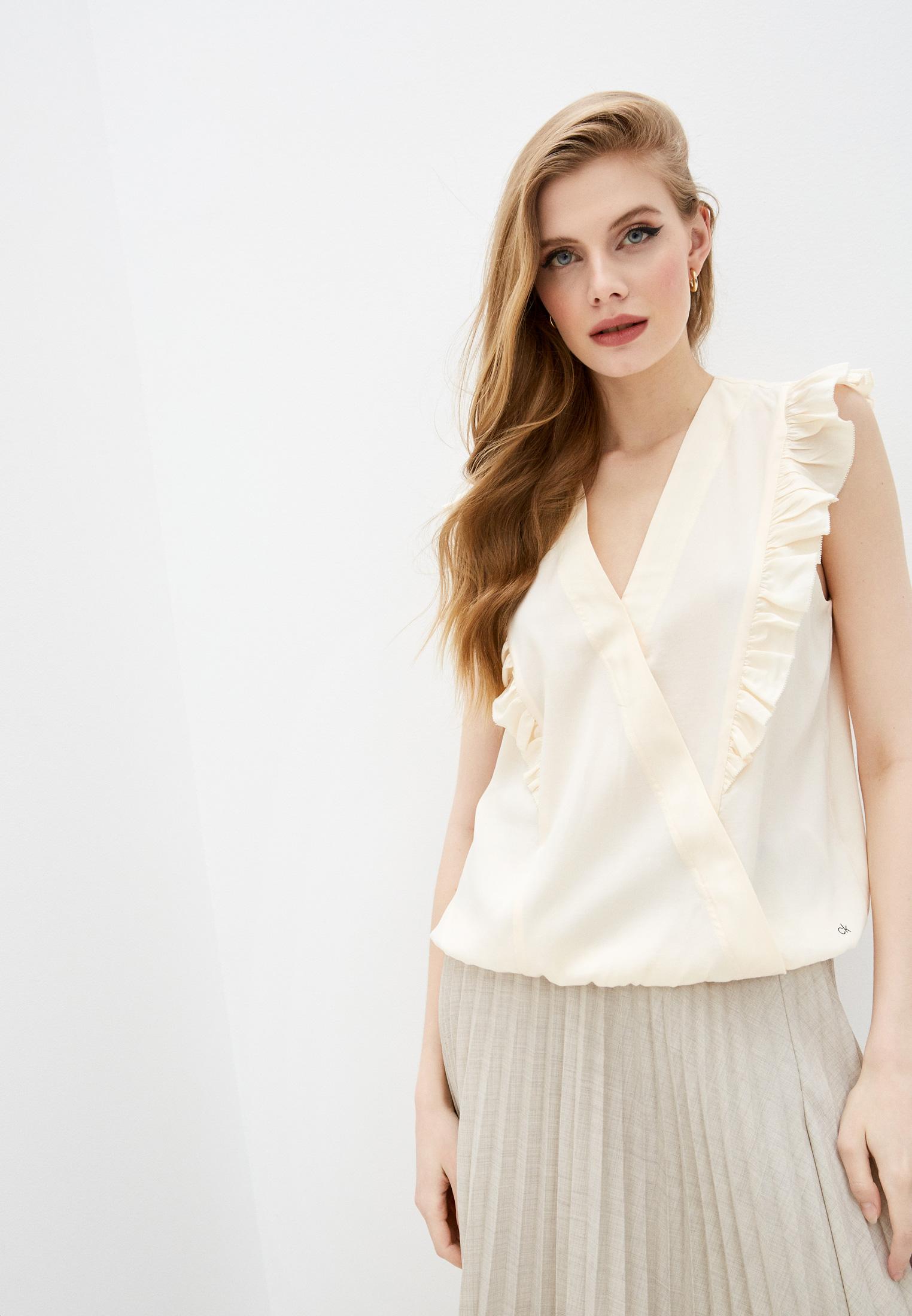 Блуза Calvin Klein (Кельвин Кляйн) K20k201819: изображение 1