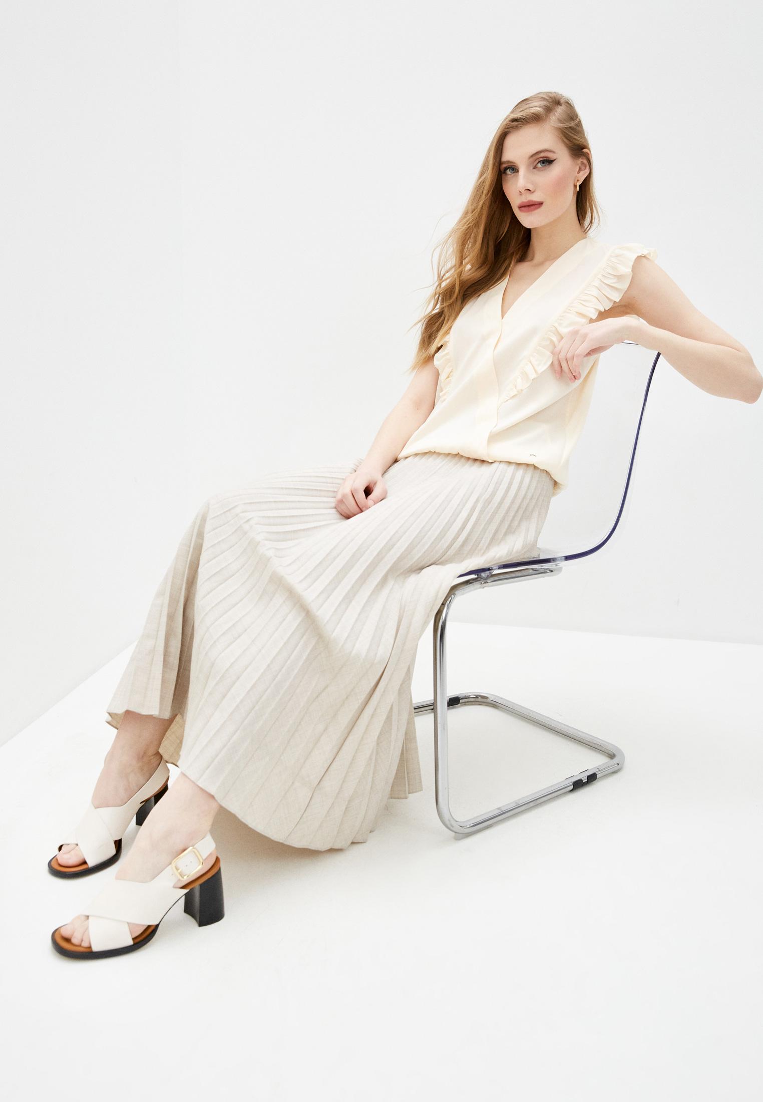 Блуза Calvin Klein (Кельвин Кляйн) K20k201819: изображение 2