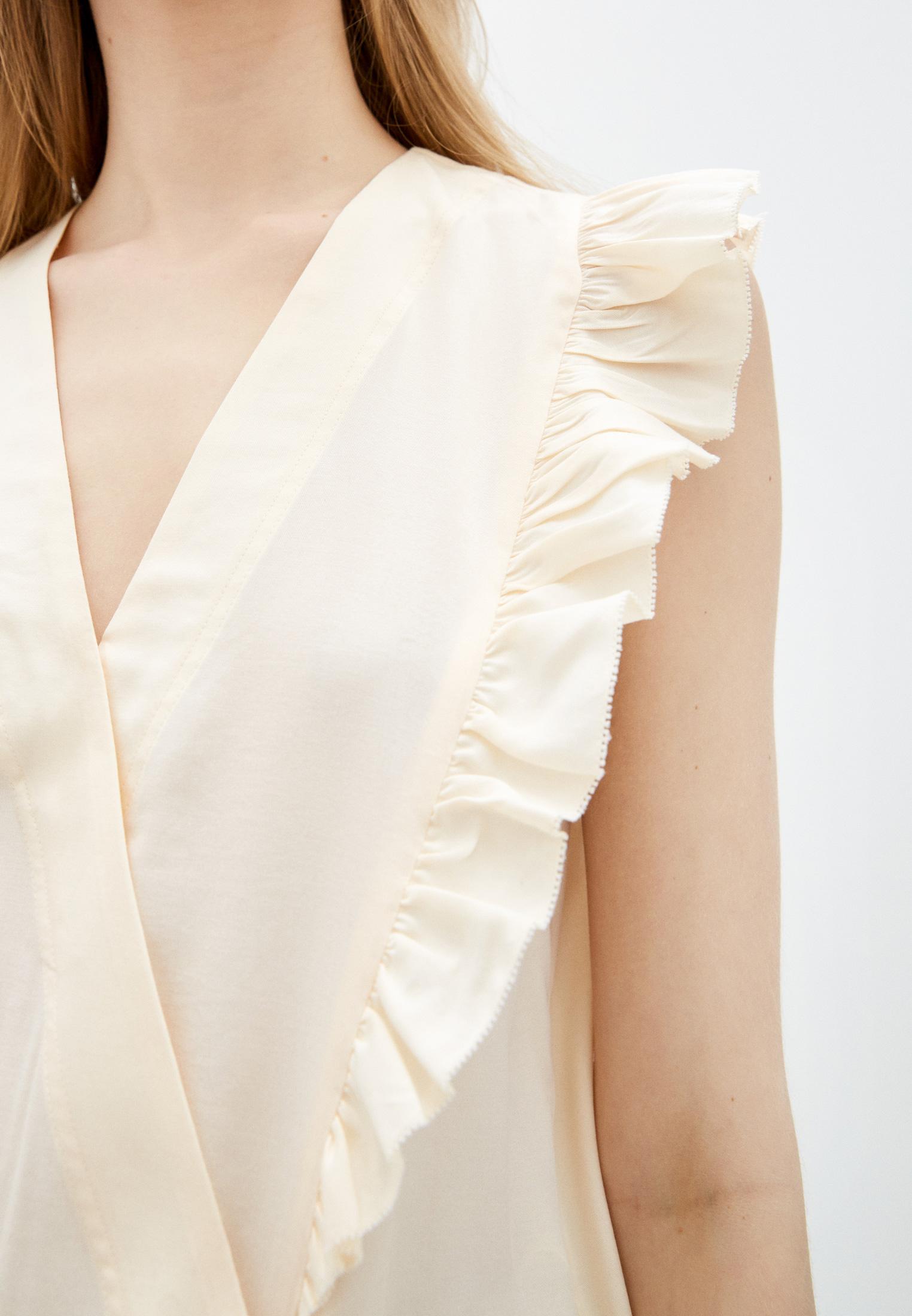 Блуза Calvin Klein (Кельвин Кляйн) K20k201819: изображение 5