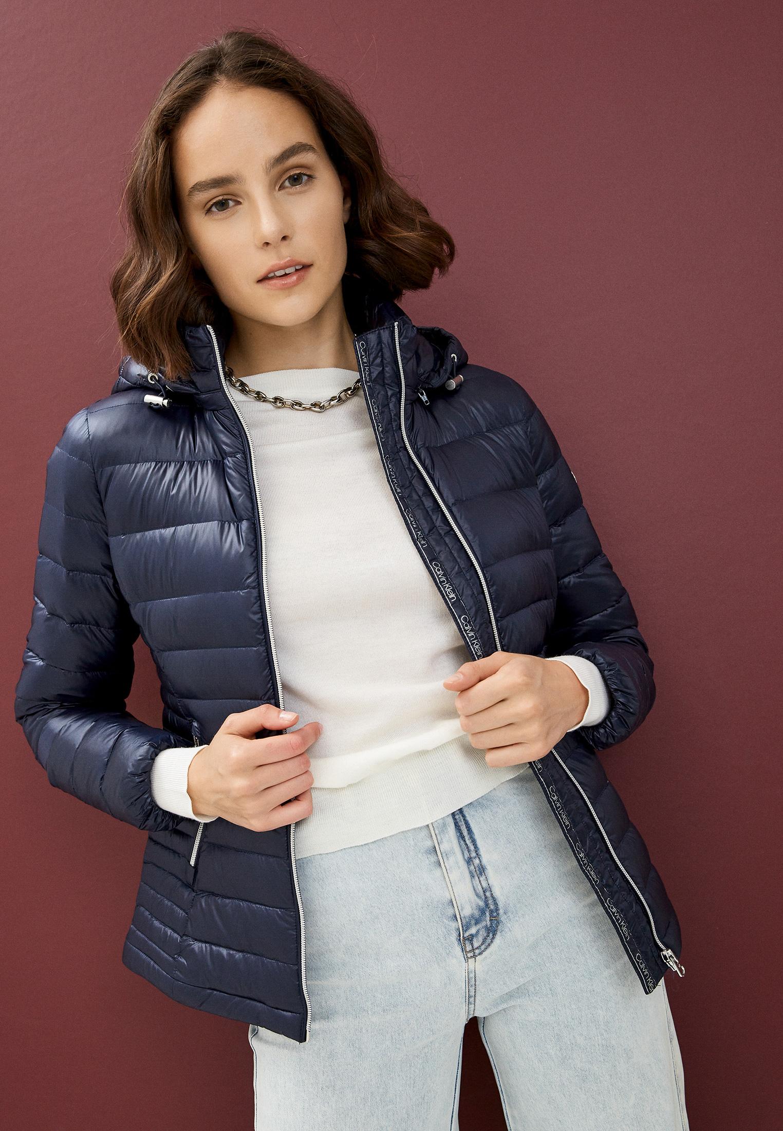 Утепленная куртка Calvin Klein (Кельвин Кляйн) K20K202044: изображение 2
