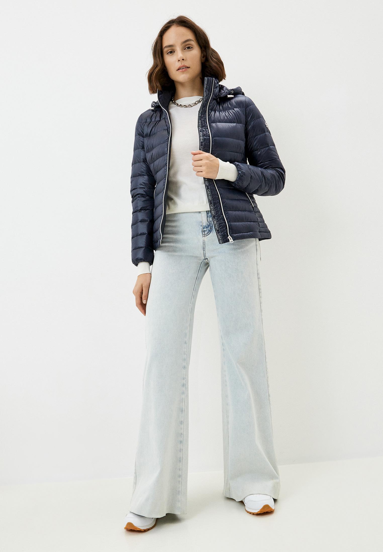 Утепленная куртка Calvin Klein (Кельвин Кляйн) K20K202044: изображение 3