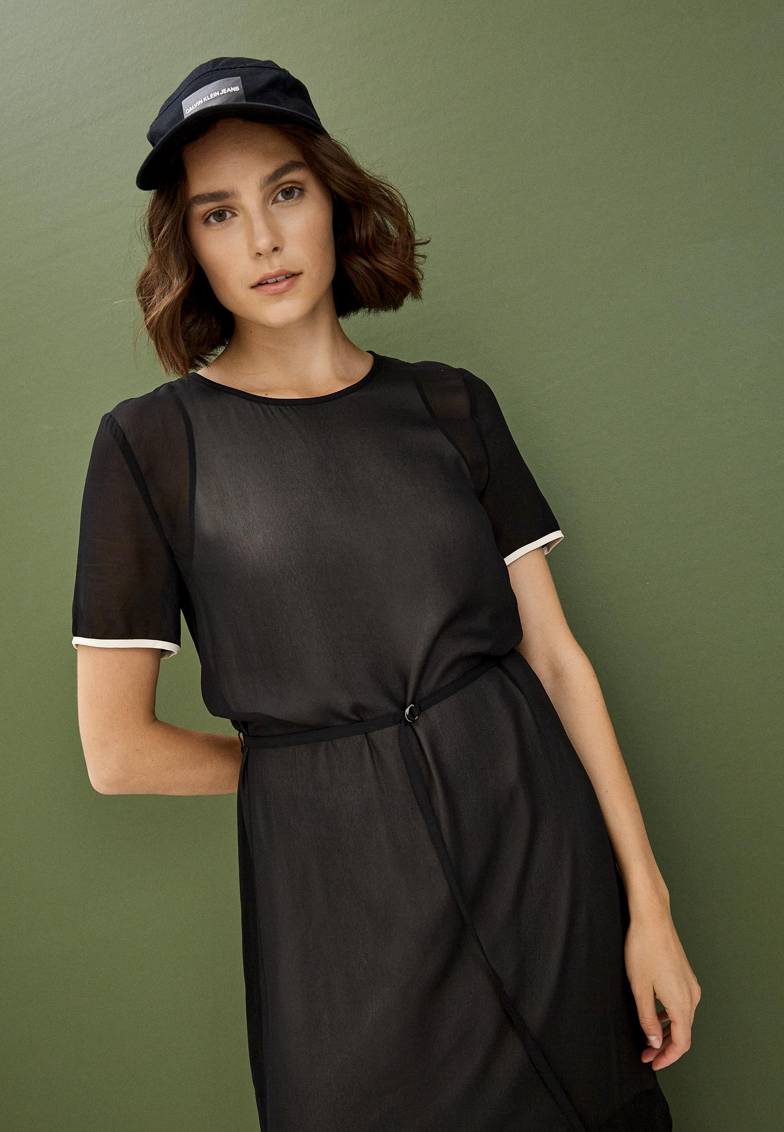 Повседневное платье Calvin Klein (Кельвин Кляйн) K20K202078: изображение 2