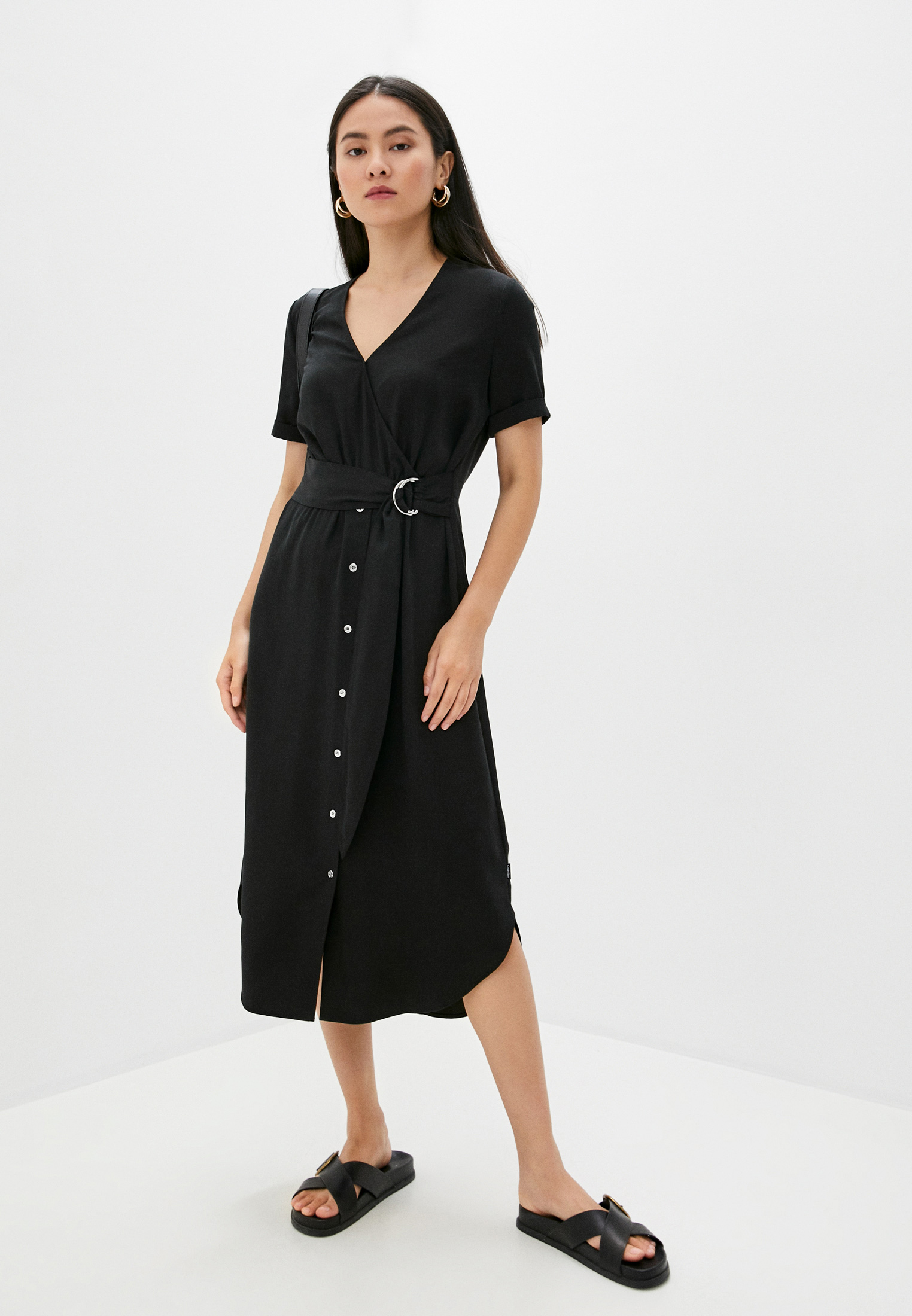 Повседневное платье Calvin Klein (Кельвин Кляйн) K20K202182: изображение 1