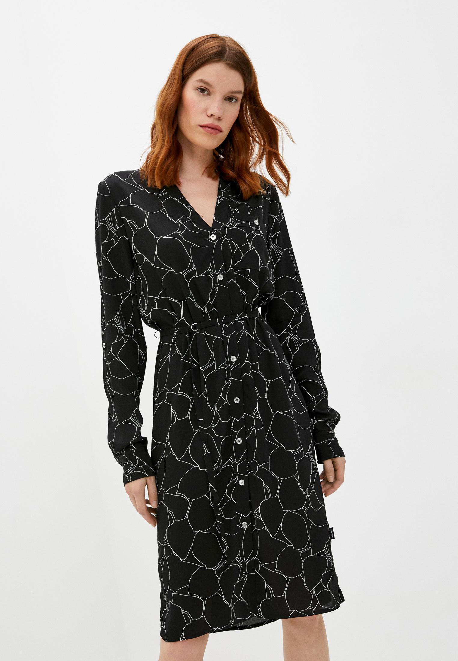 Повседневное платье Calvin Klein (Кельвин Кляйн) K20K202193